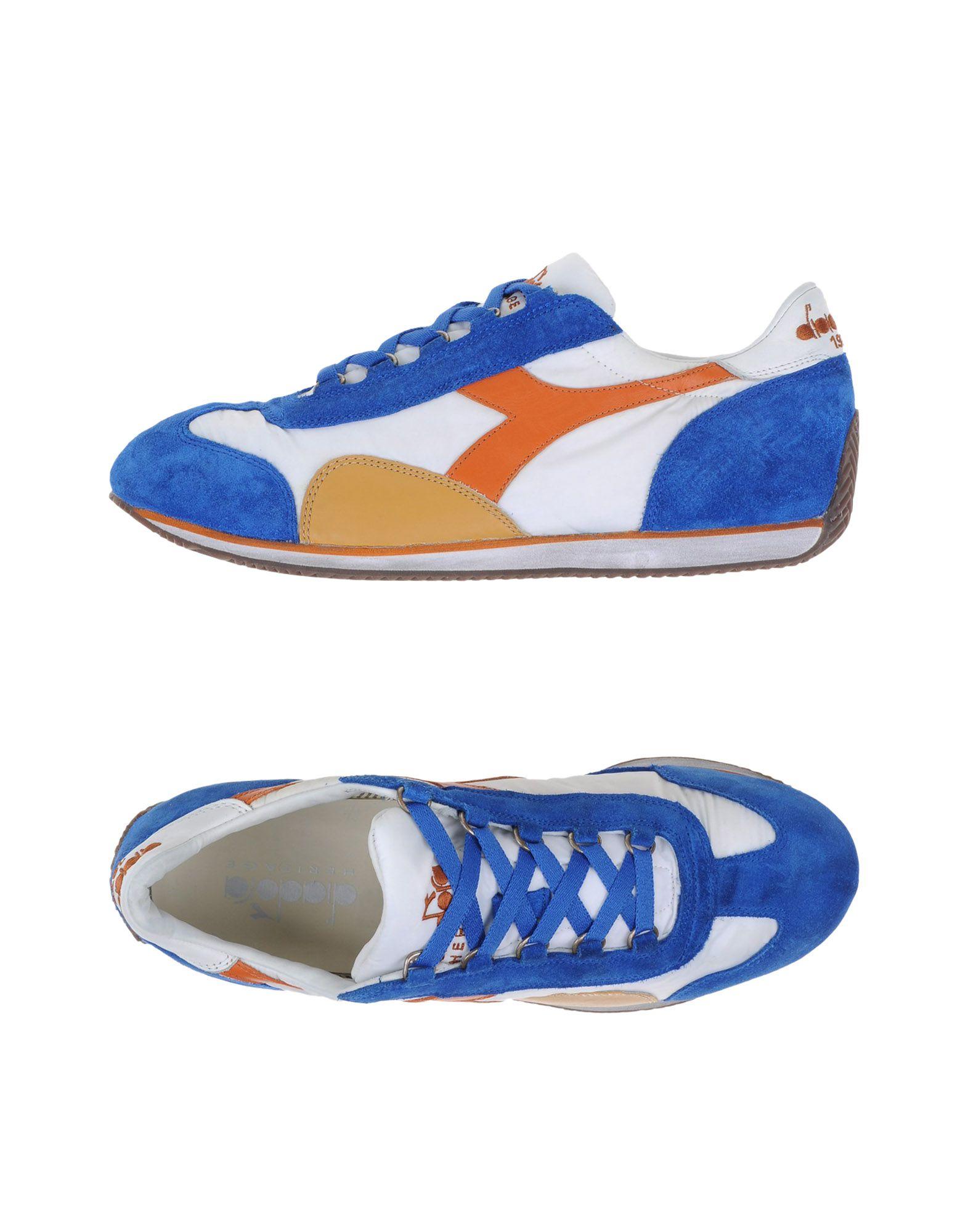 Sneakers Diadora Heritage Equipe Nyl Sw Waxed - Homme - Sneakers Diadora Heritage sur