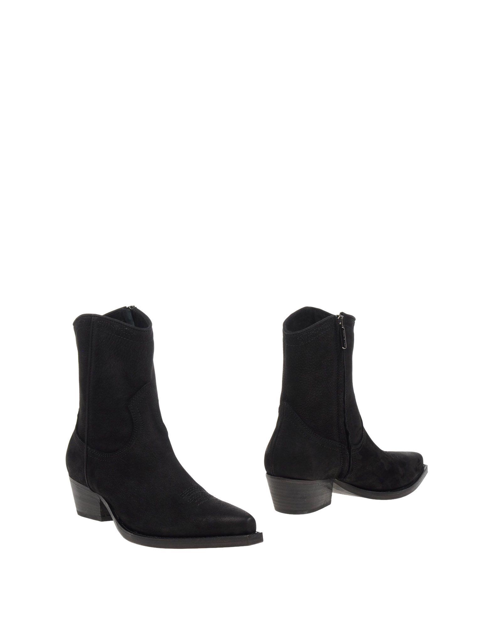 Stilvolle billige Schuhe Luca Valentini Stiefelette Damen  11006696SR