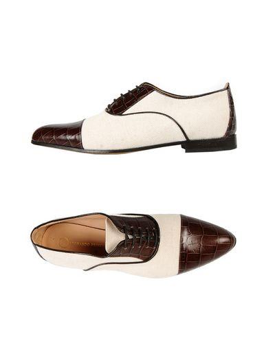 LEONARDO PRINCIPI · Laced shoes