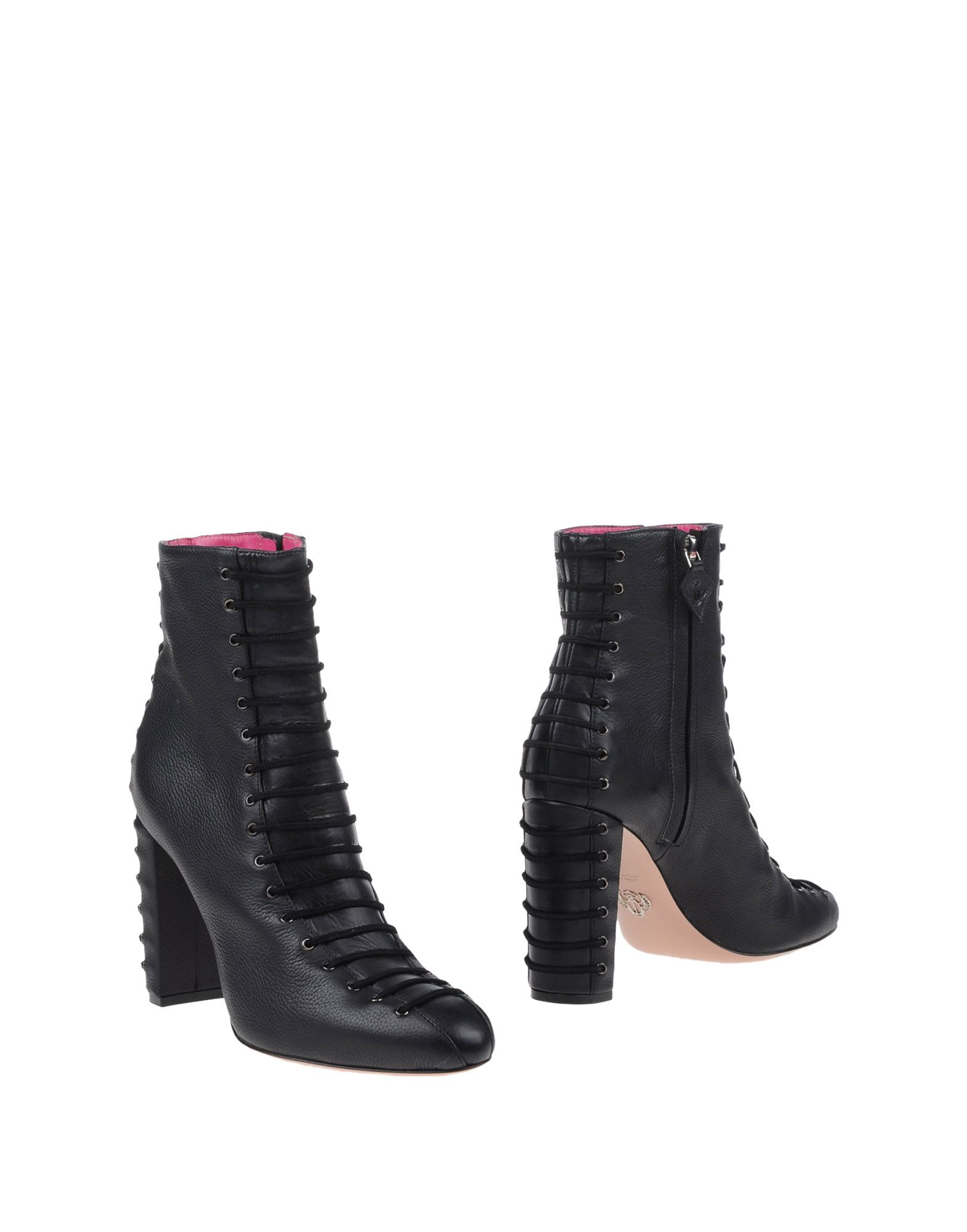 Bottine Oscar Tiye Femme - Bottines Oscar Tiye Noir Confortable et belle