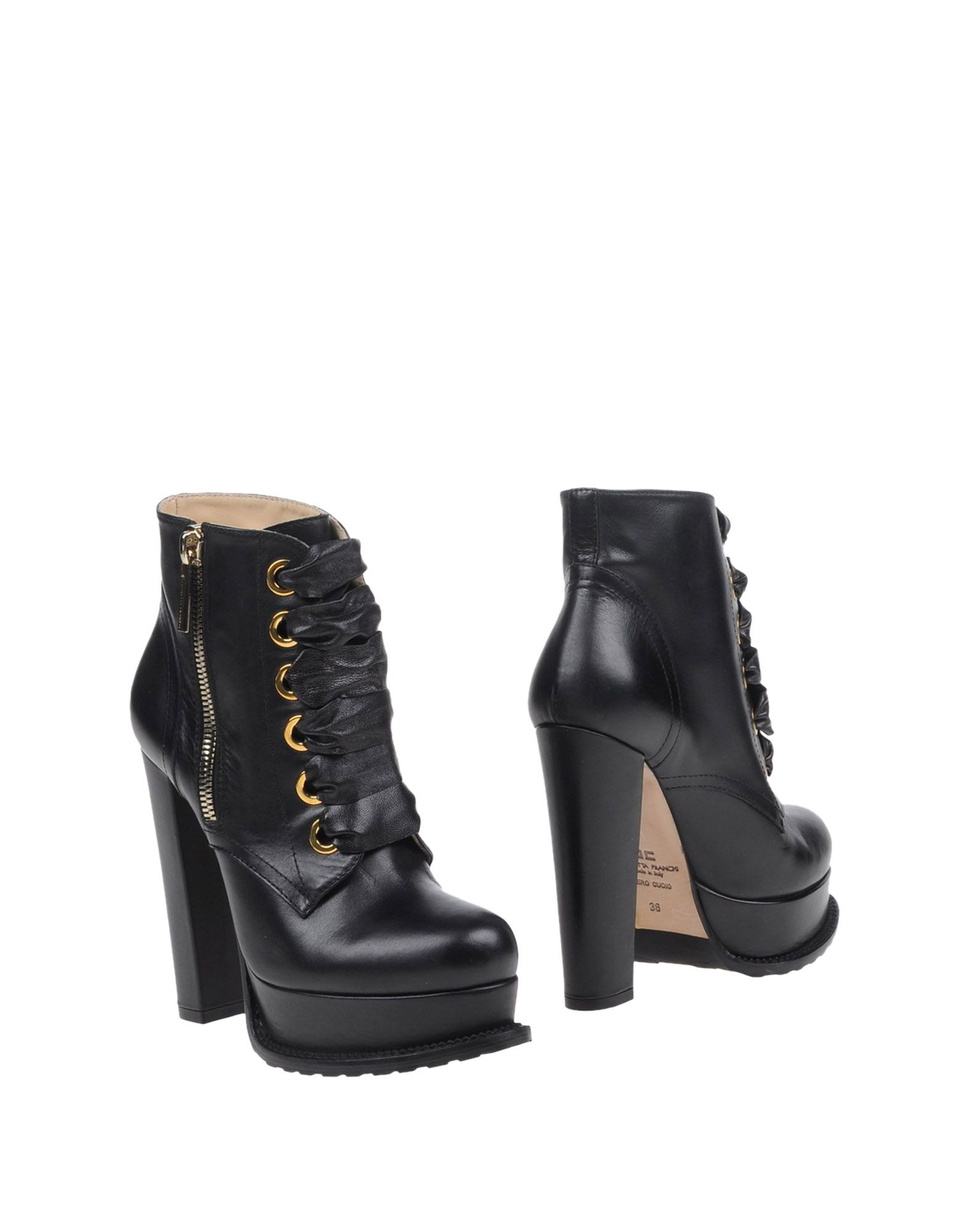 Rabatt Schuhe Elisabetta Franchi Stiefelette Stiefelette Stiefelette Damen  11008778KT f3a88a