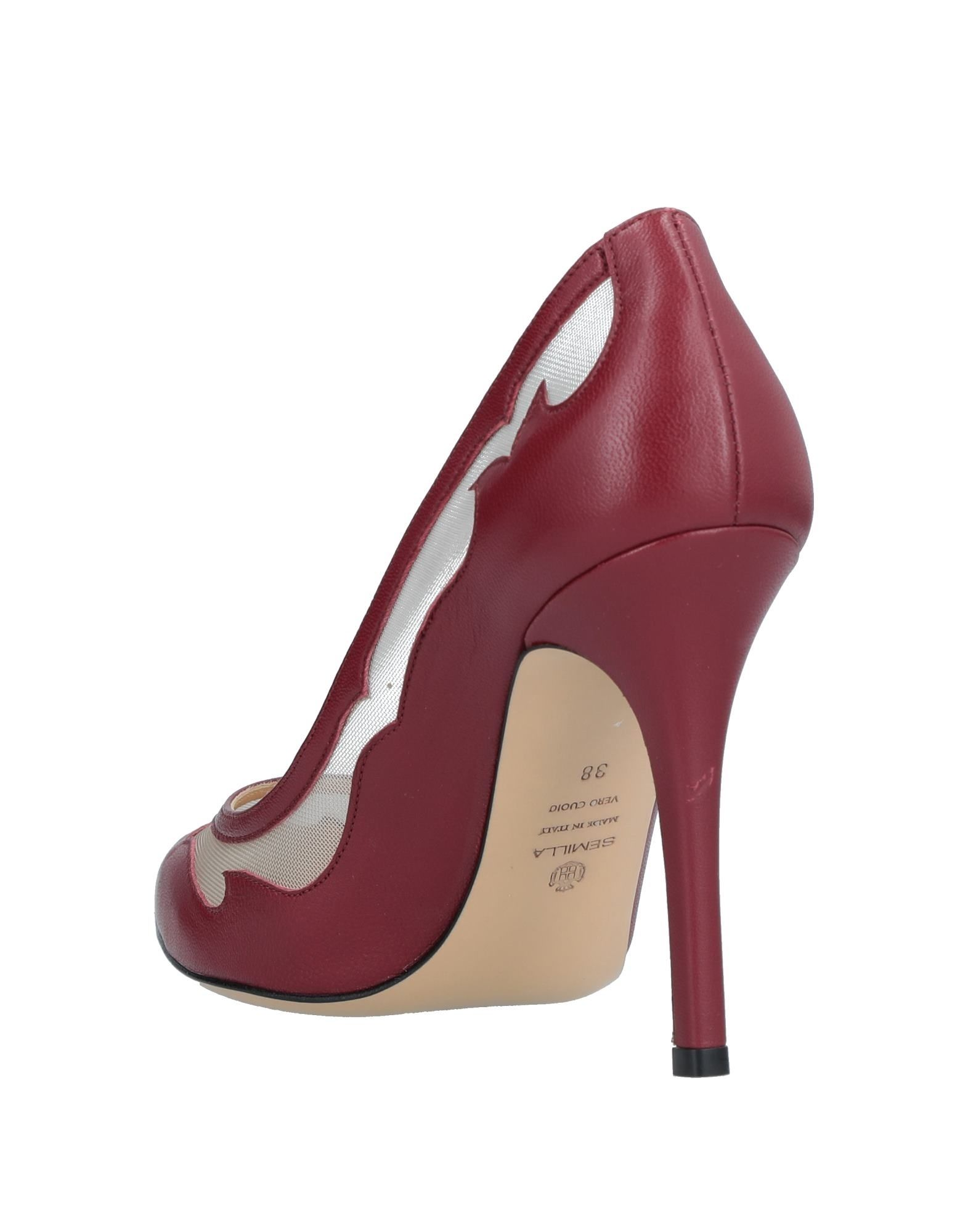 Rabatt Schuhe Semilla Semilla Semilla Pumps Damen  11009076RF 5d275b