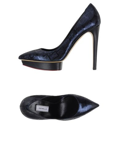 SEMILLA Pump in Dark Blue