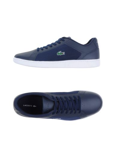 Lacoste Sneakers Lacoste Sneakers Bleu Bleu Foncé rxwrSEqd