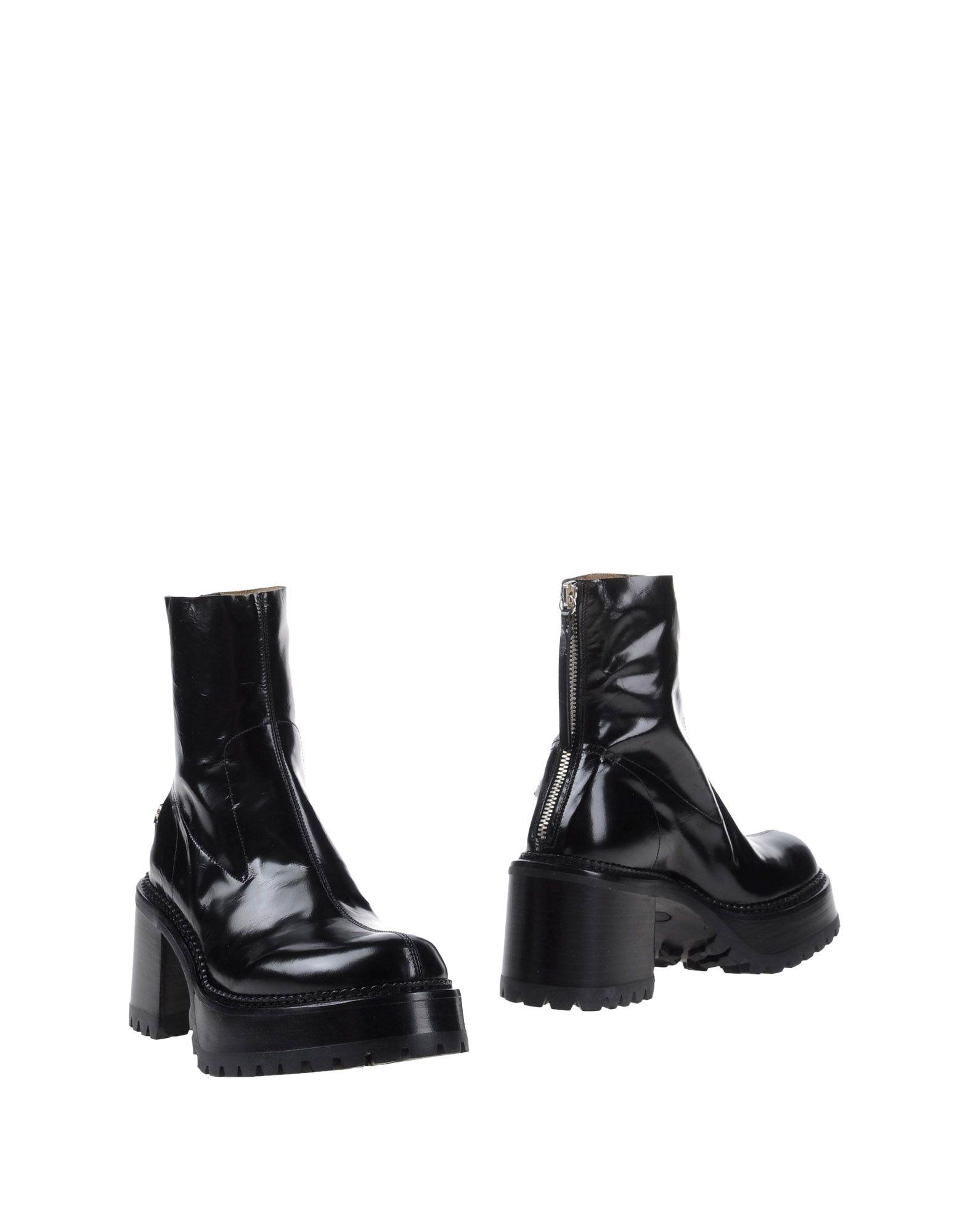 Premiata Stiefelette aussehende Damen  11010127EOGünstige gut aussehende Stiefelette Schuhe 7b311d
