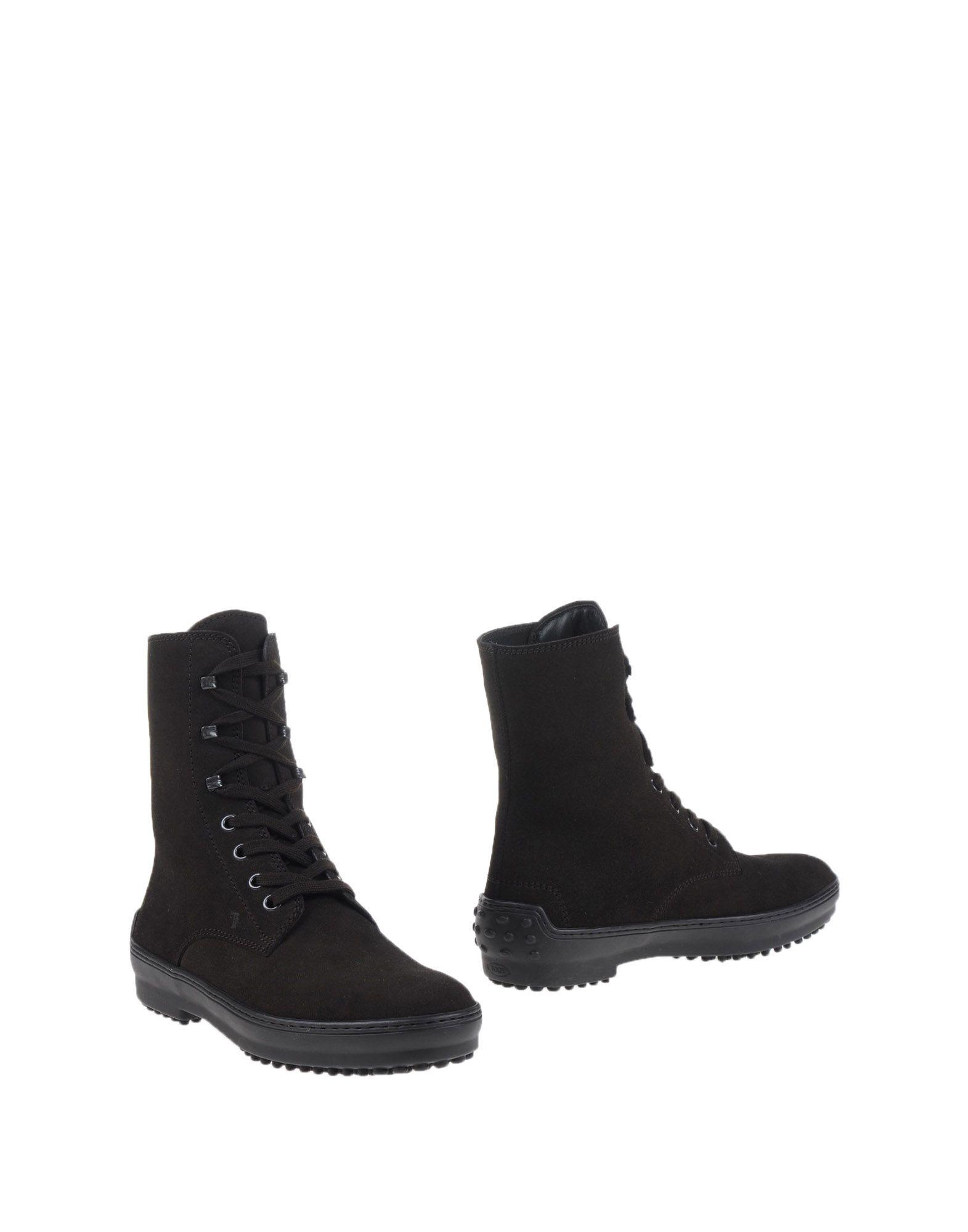 Rabatt Rabatt Rabatt Schuhe Tod's Stiefelette Damen  11011019AG b44efc