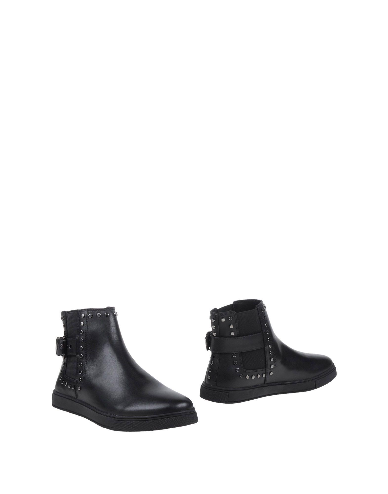 Rabatt echte Schuhe Just Cavalli Stiefelette Herren  11011486JH