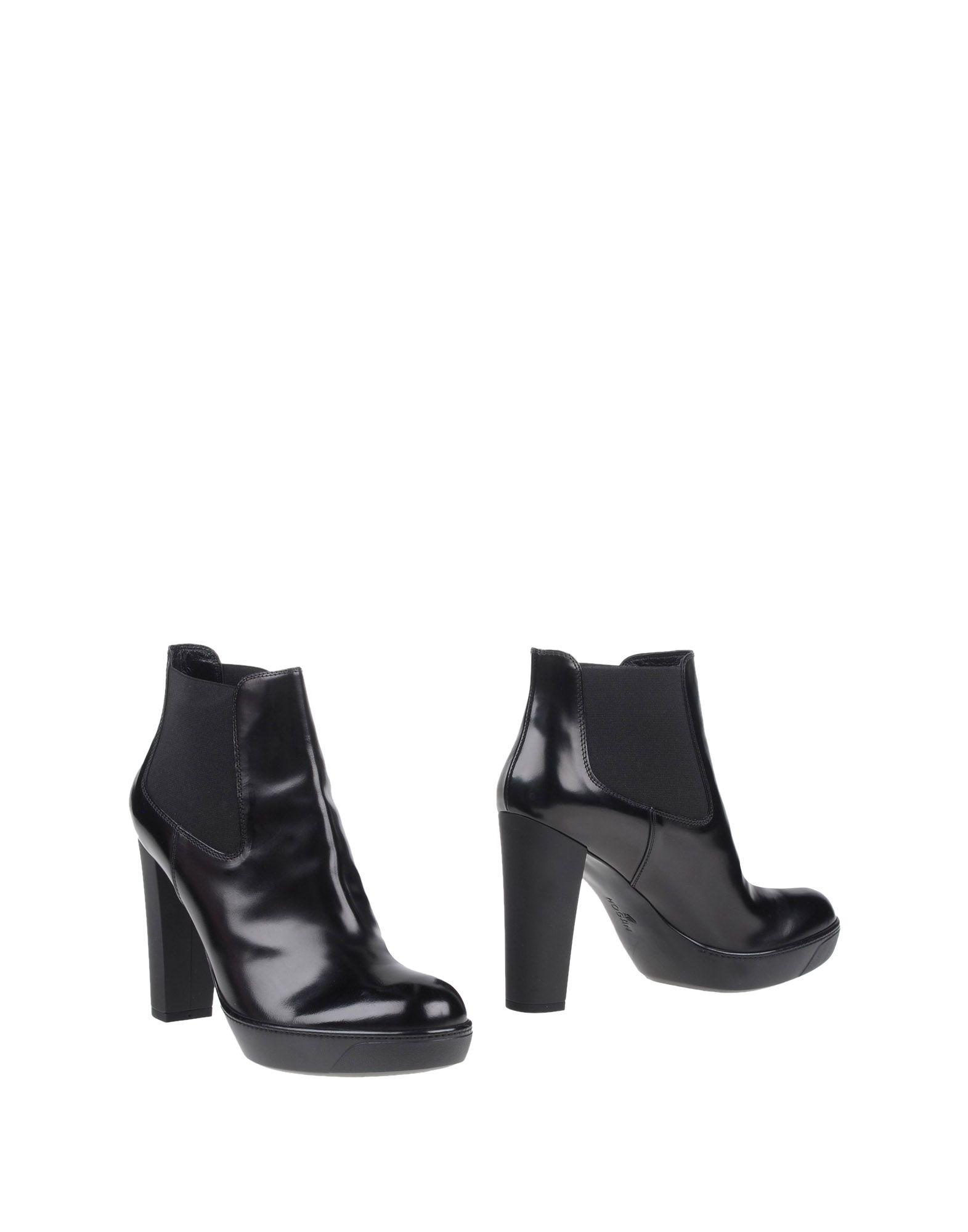 Rabatt Schuhe Hogan Chelsea Boots Damen  11012771RP