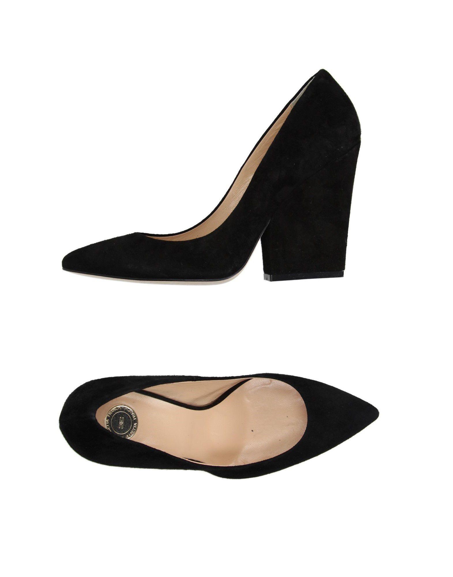 Elisabetta  Franchi Pumps Damen  Elisabetta 11013284XXGut aussehende strapazierfähige Schuhe 9d423e