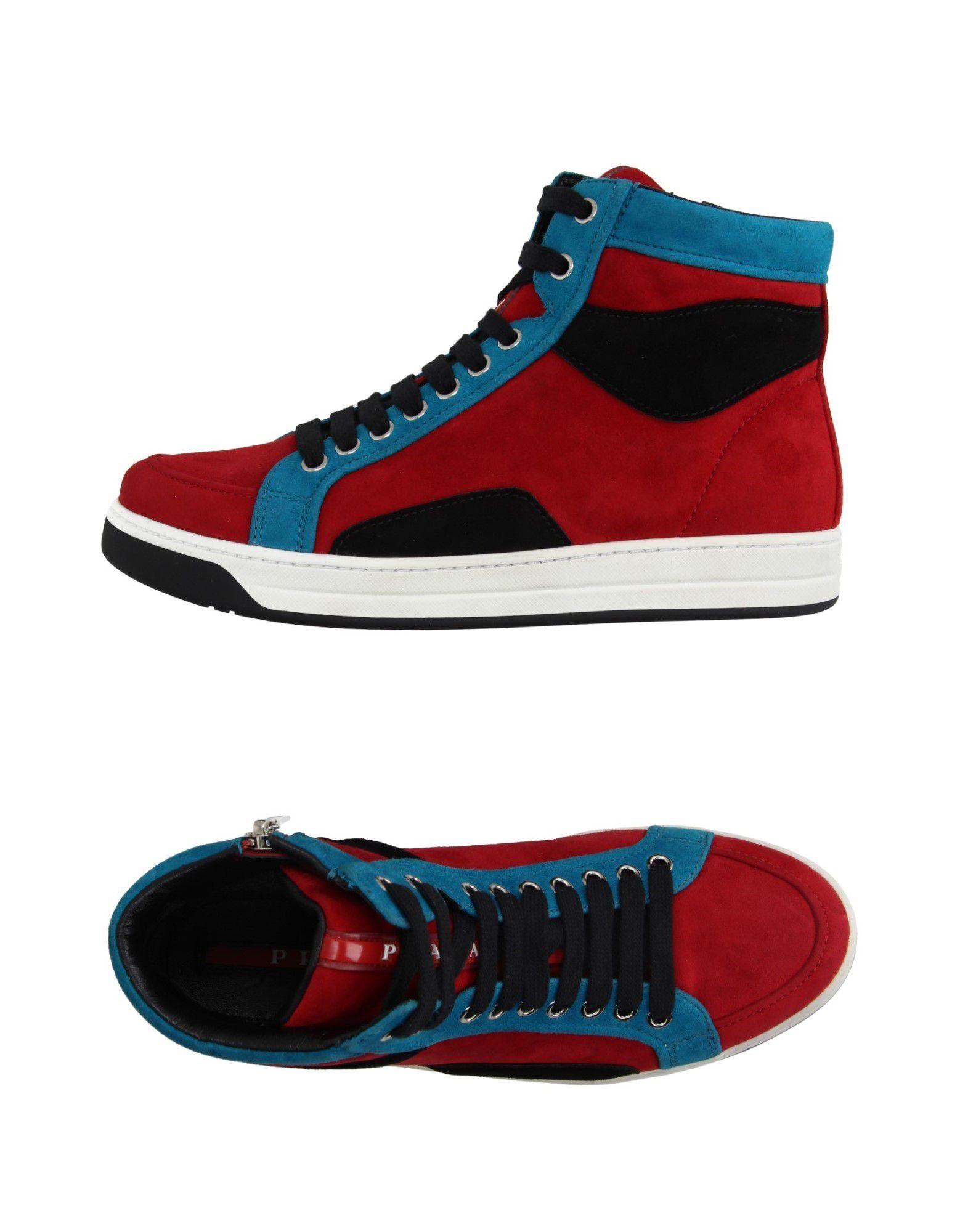 Rabatt Schuhe Prada Sport Sneakers Damen  11013425DR
