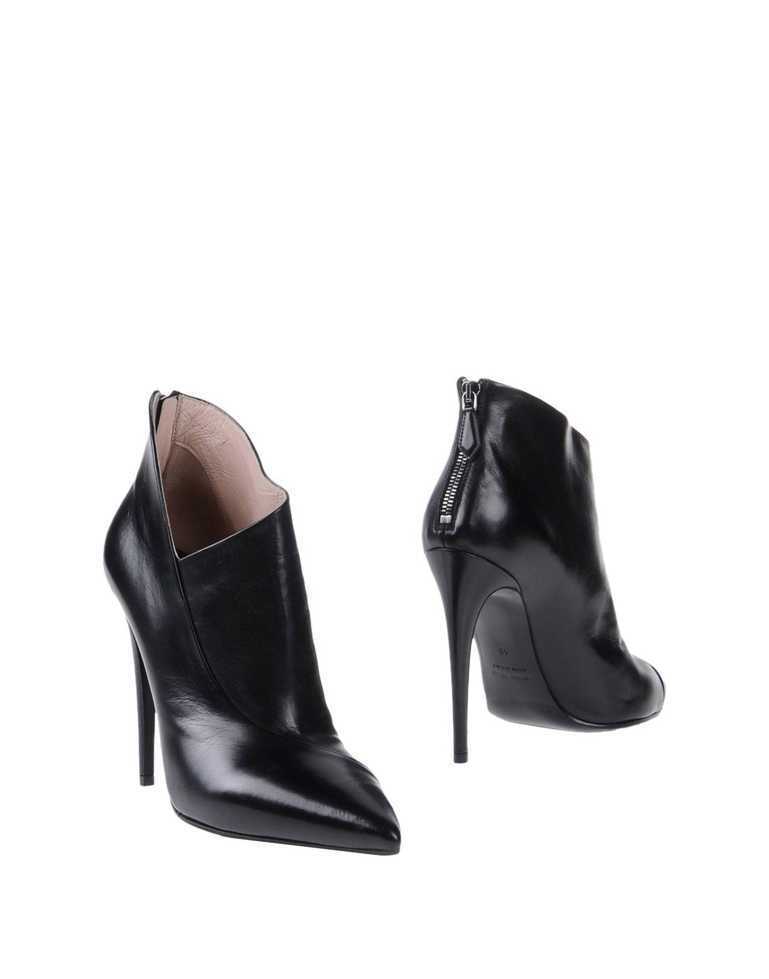 Miu Miu Stiefelette Damen  11013442RR Beliebte Schuhe