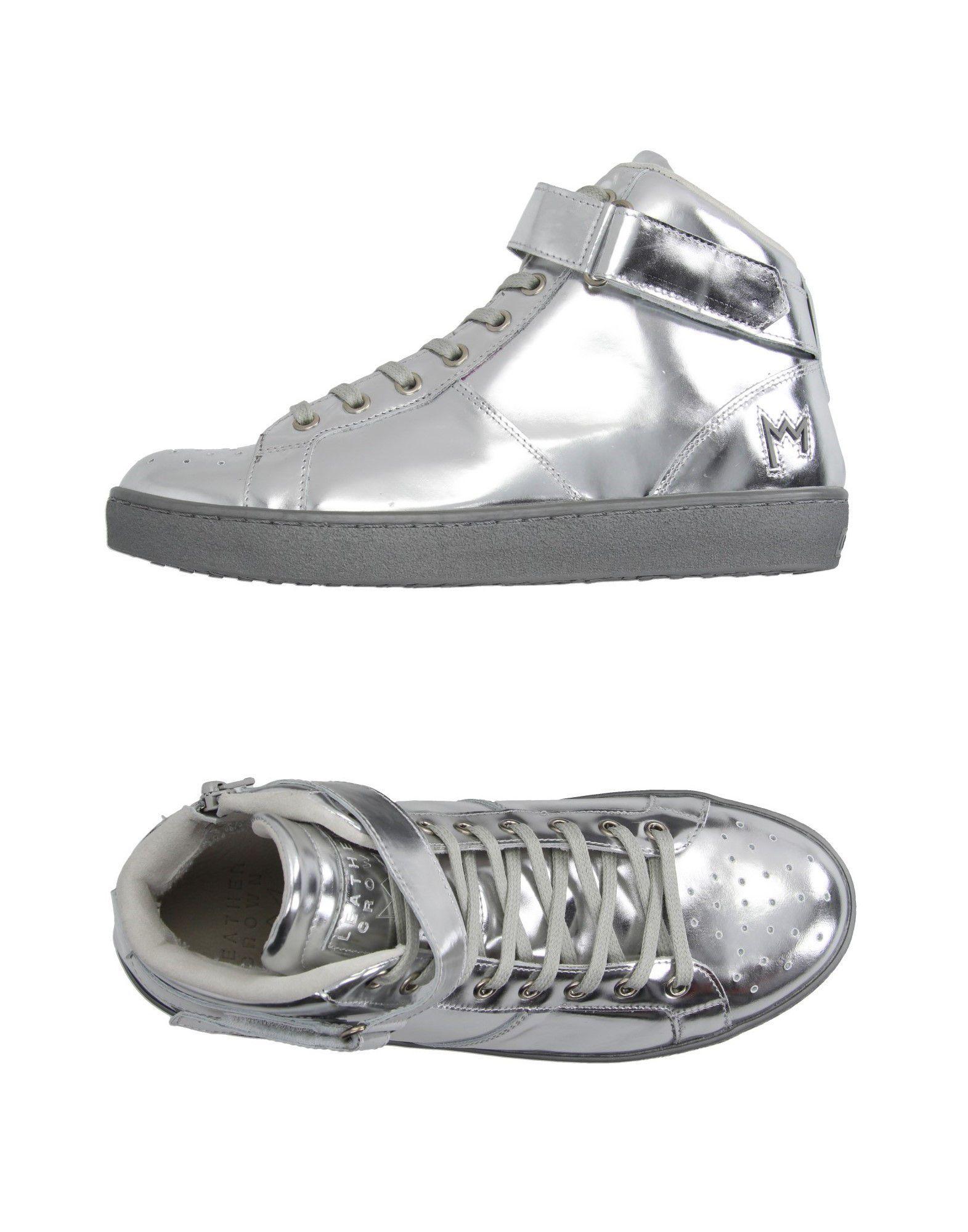 Stilvolle billige Sneakers Schuhe Leder Crown Sneakers billige Damen  11014009UT 1d2438