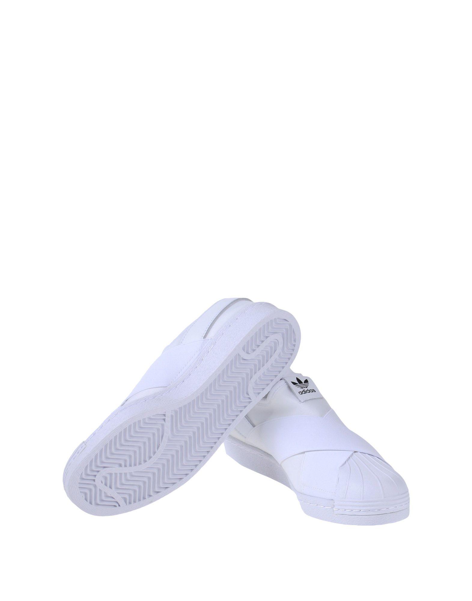 Adidas Originals Superstar 11014077QS Slip On W  11014077QS Superstar Gute Qualität beliebte Schuhe 2baf00