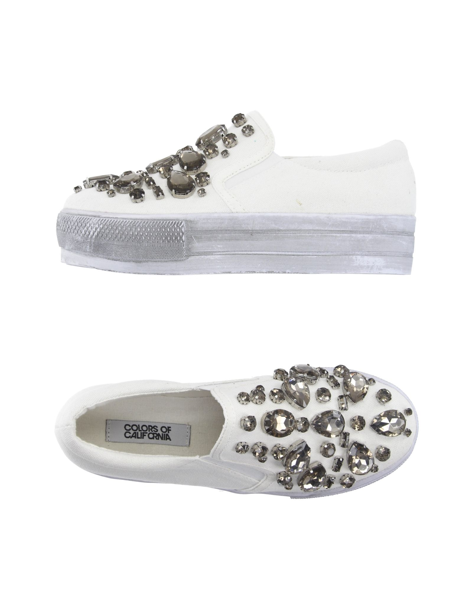 Colors Of California Sneakers Damen  11014414GH Gute Qualität beliebte Schuhe