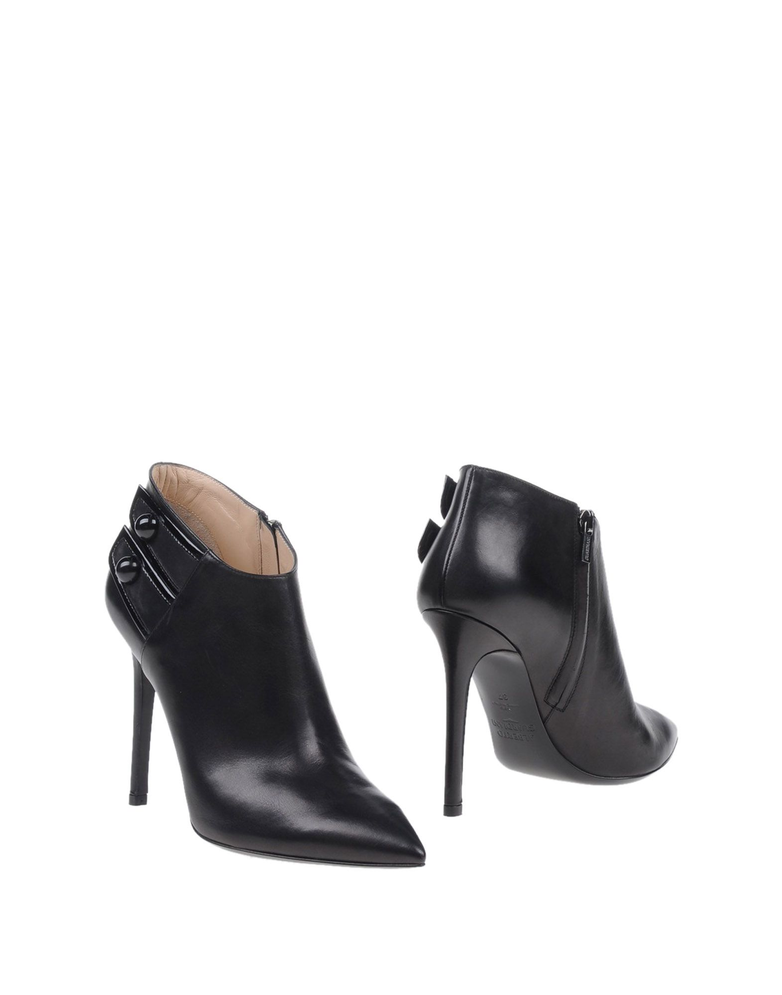 Rabatt Schuhe Alberto Damen Guardiani Stiefelette Damen Alberto  11014591LJ 222063