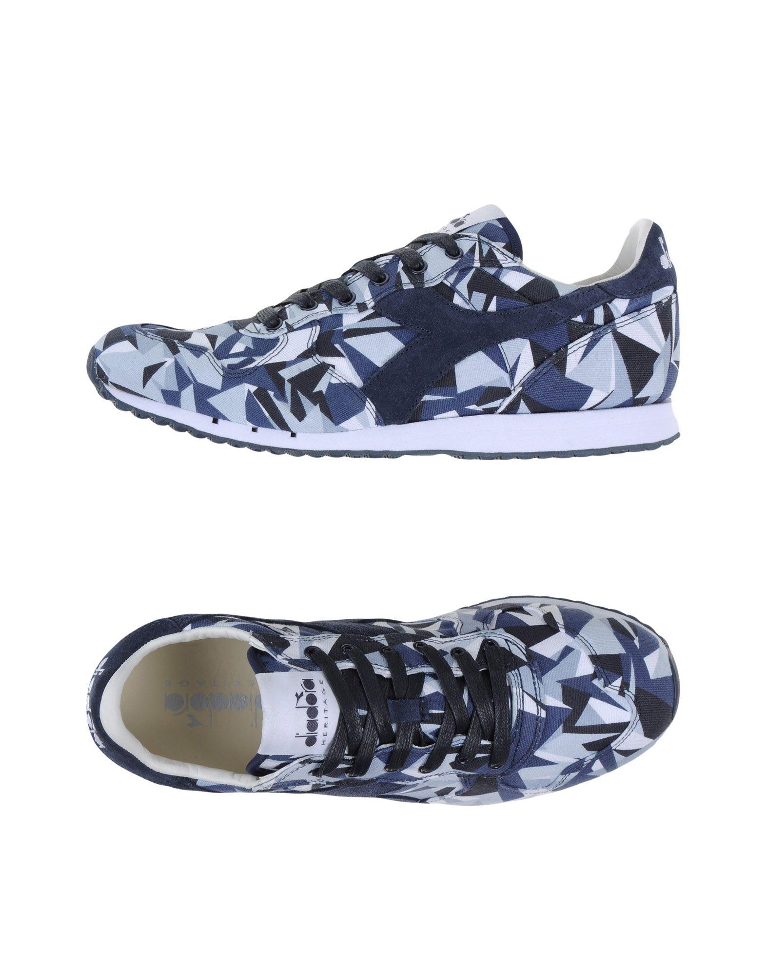 Sneakers Diadora Heritage Trident Geometric - Uomo - 11014775LC