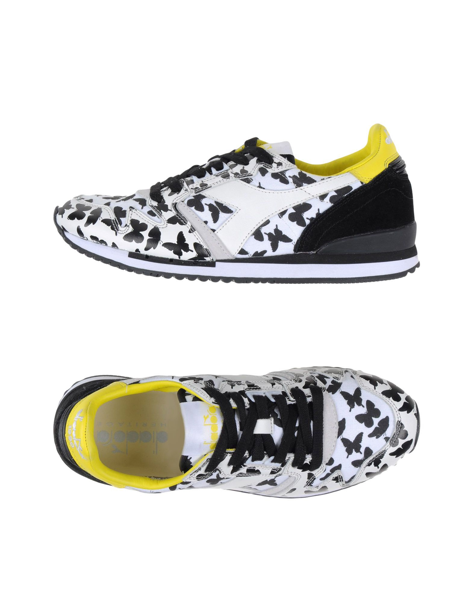 Sneakers Diadora Heritage Exodus C Butterfly - Donna - 11014781IT
