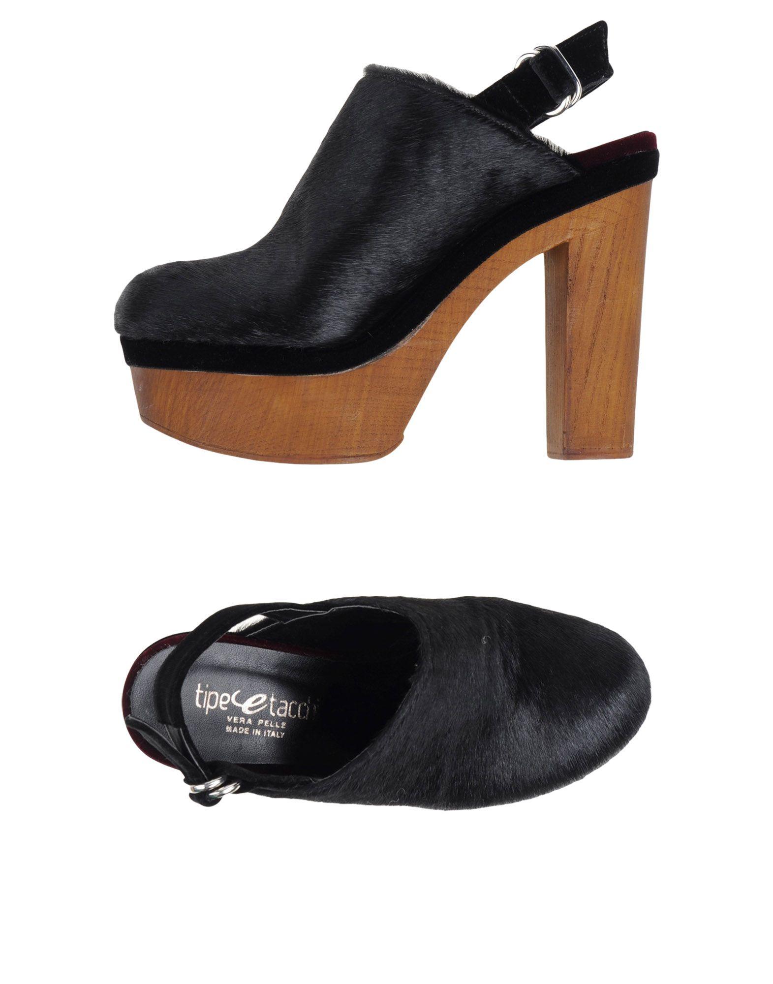 Stilvolle Tacchi billige Schuhe Tipe E Tacchi Stilvolle Pantoletten Damen  11014809OR c21d18