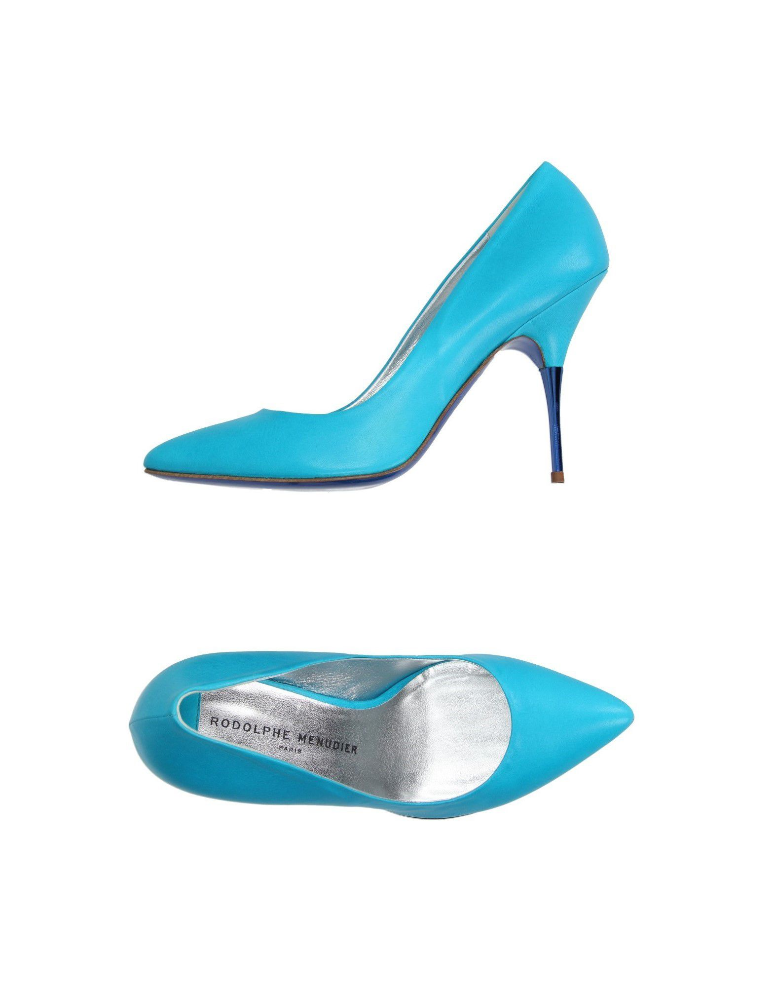 Gut um billige Schuhe zu tragenRodolphe Menudier Pumps Damen  11014833RN