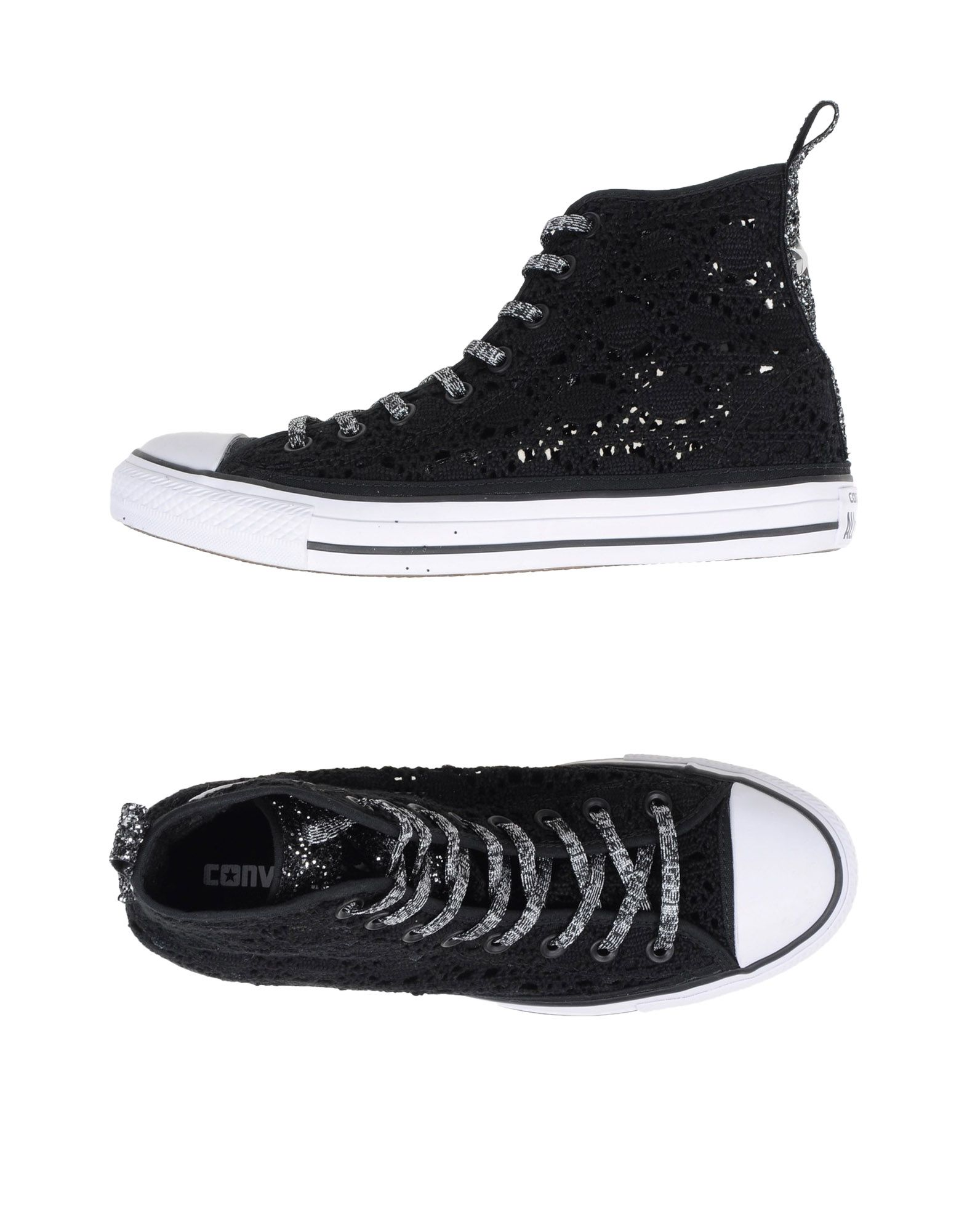Converse Limited Edition Edition Edition All Star Hi Tex Crochet Ltd - Sneakers - Women Converse Limited Edition Sneakers online on  United Kingdom - 11015664OG 00712c