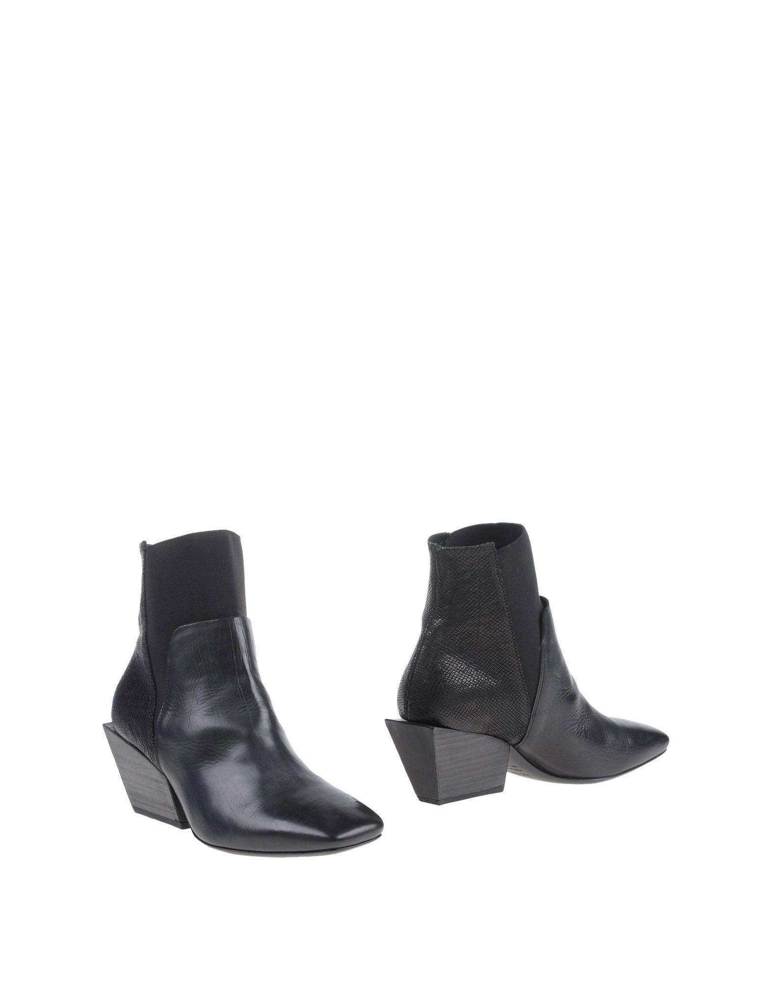 Vic Matiē Stiefelette Damen  11015804BKGut aussehende strapazierfähige Schuhe