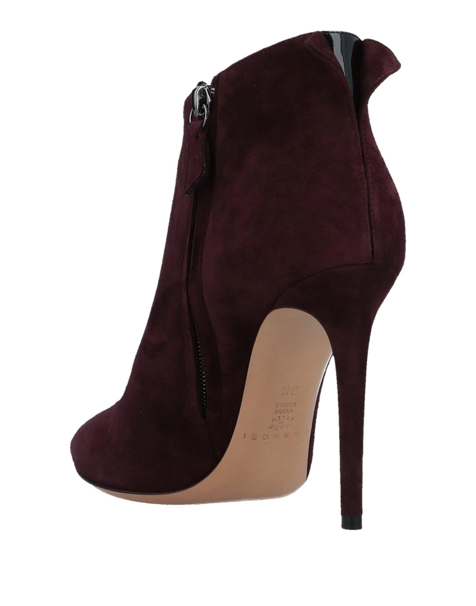 Casadei Stiefelette Damen Schuhe  11016002KNGünstige gut aussehende Schuhe Damen 955bbc
