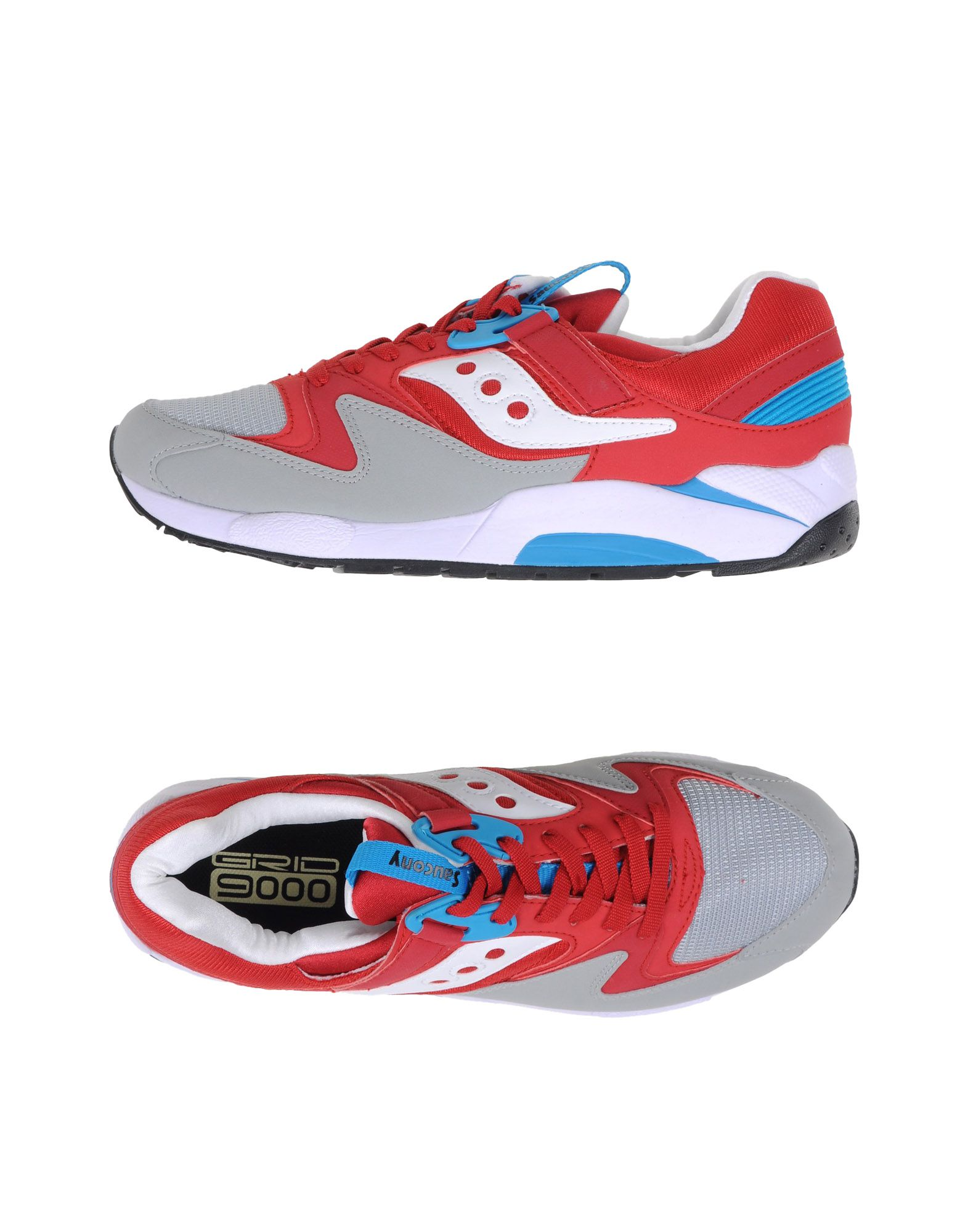 345d5653c994 Saucony Grid 9000 - Sneakers - Men Saucony Sneakers online on YOOX ...