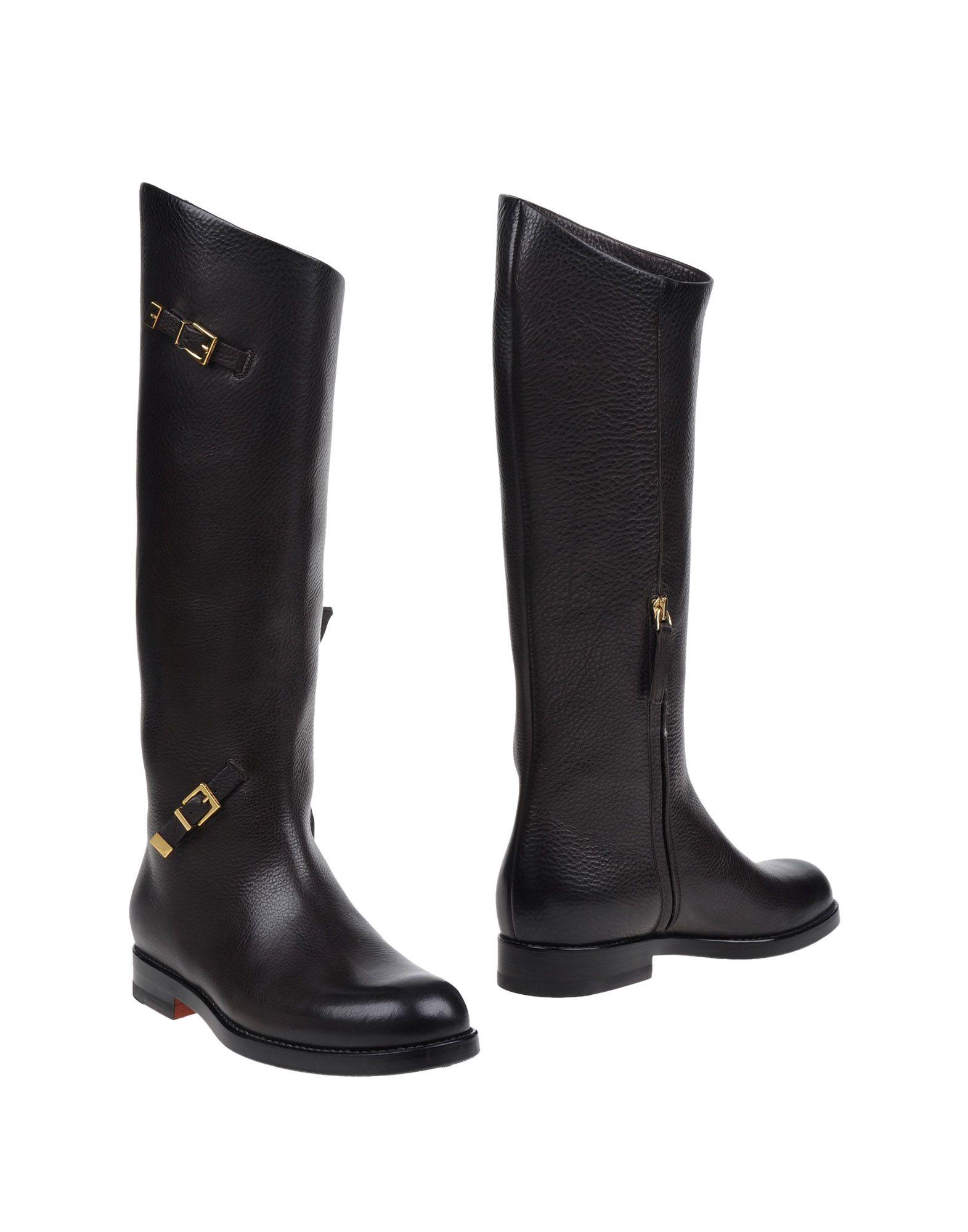 Santoni Stiefel aussehende Damen  11017851RJGünstige gut aussehende Stiefel Schuhe 9b0dff