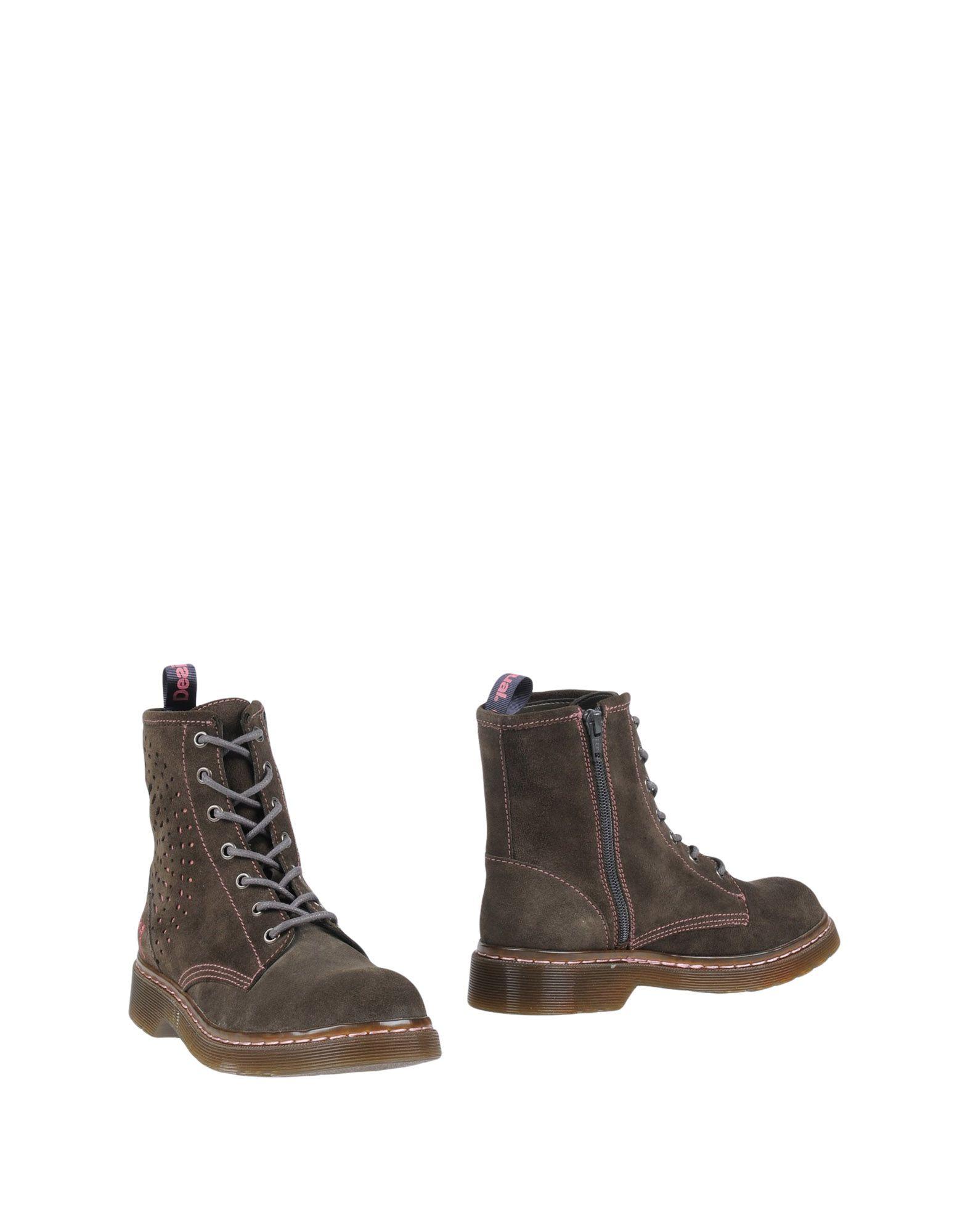 Haltbare Mode billige Schuhe Desigual Stiefelette Damen  11017981GU Heiße Schuhe