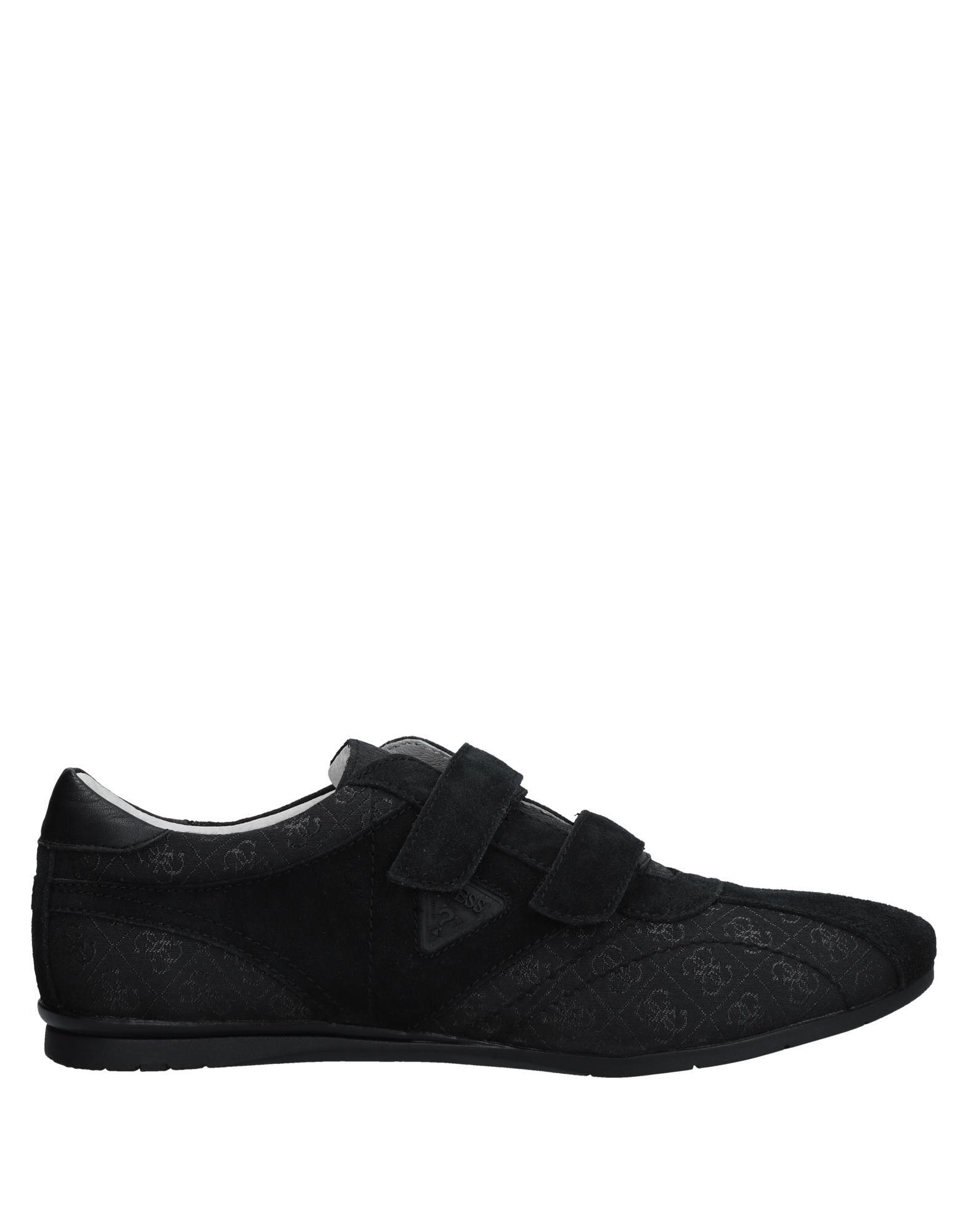 Rabatt echte Schuhe Guess Sneakers Herren  11018326XM