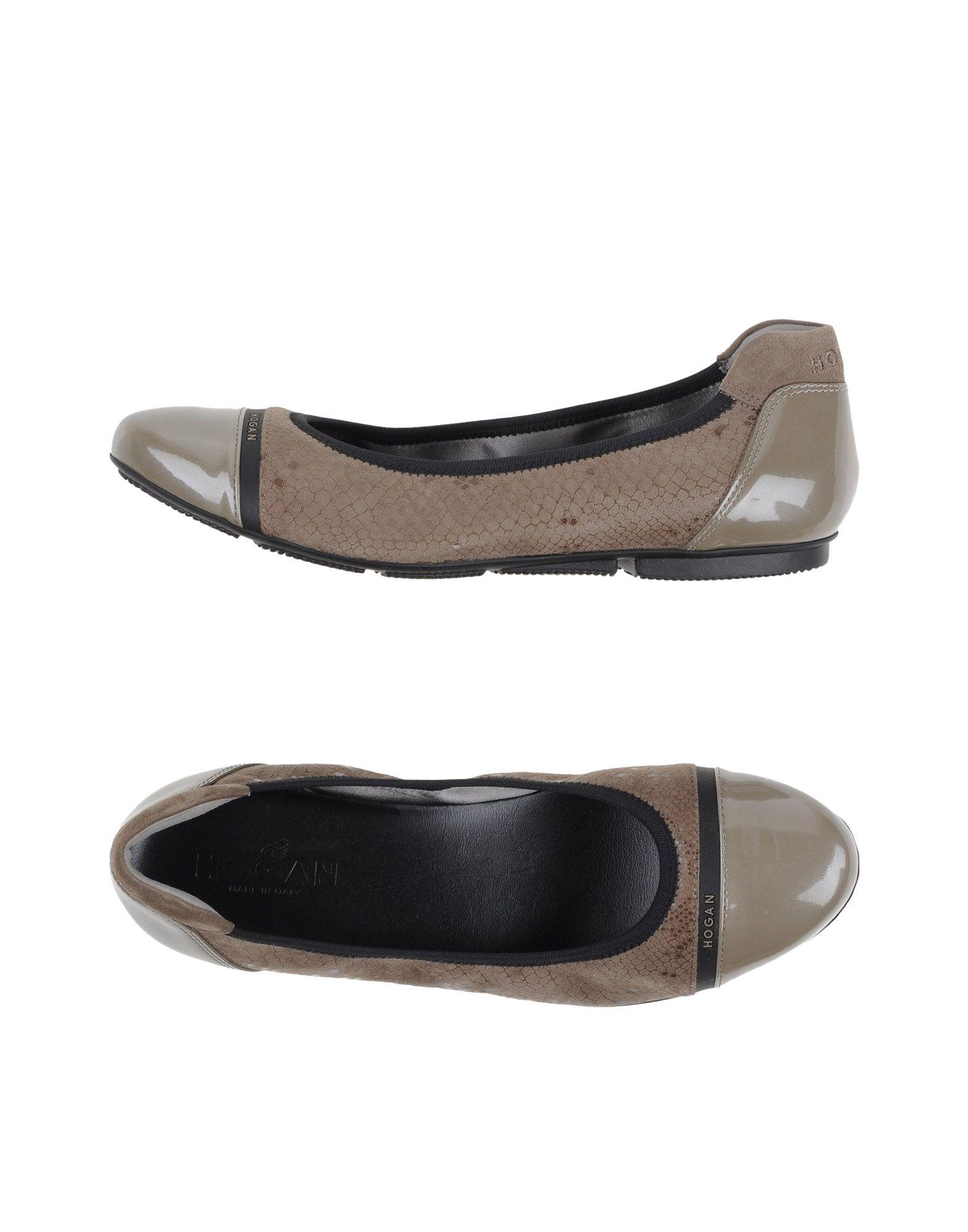Hogan Ballerinas Damen  11018952PWGut aussehende strapazierfähige Schuhe