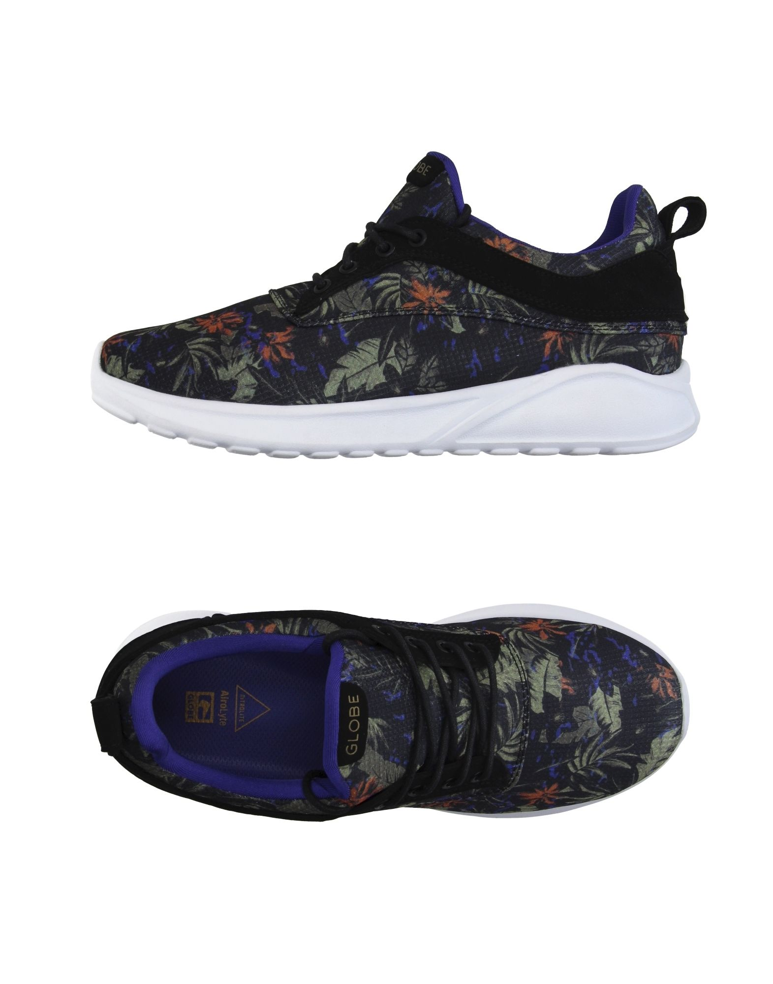 Sneakers Globe Homme - Sneakers Globe  Anthracite Spécial temps limité