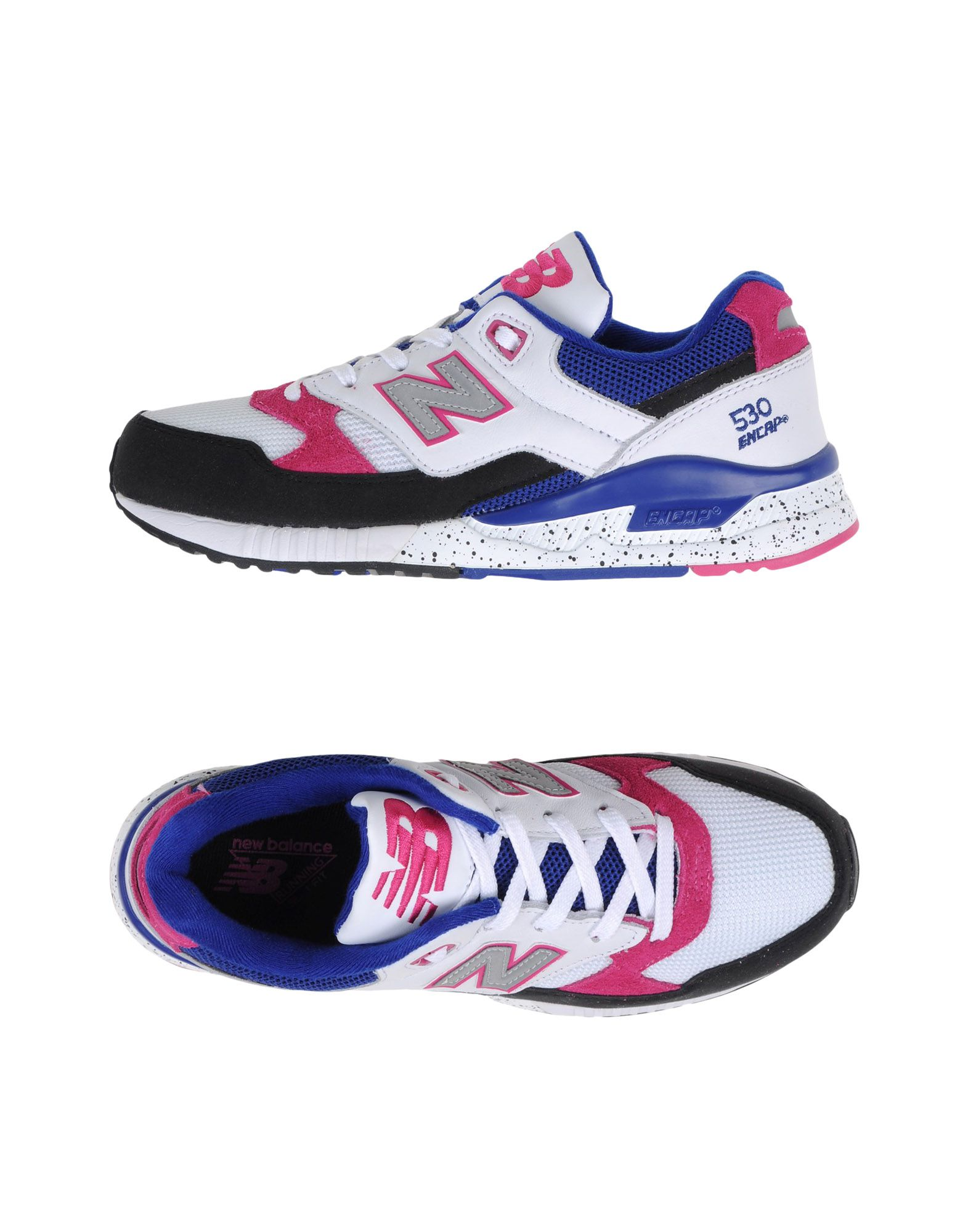 Sneakers New Balance 530 Platinum Street - Femme - Sneakers New Balance sur