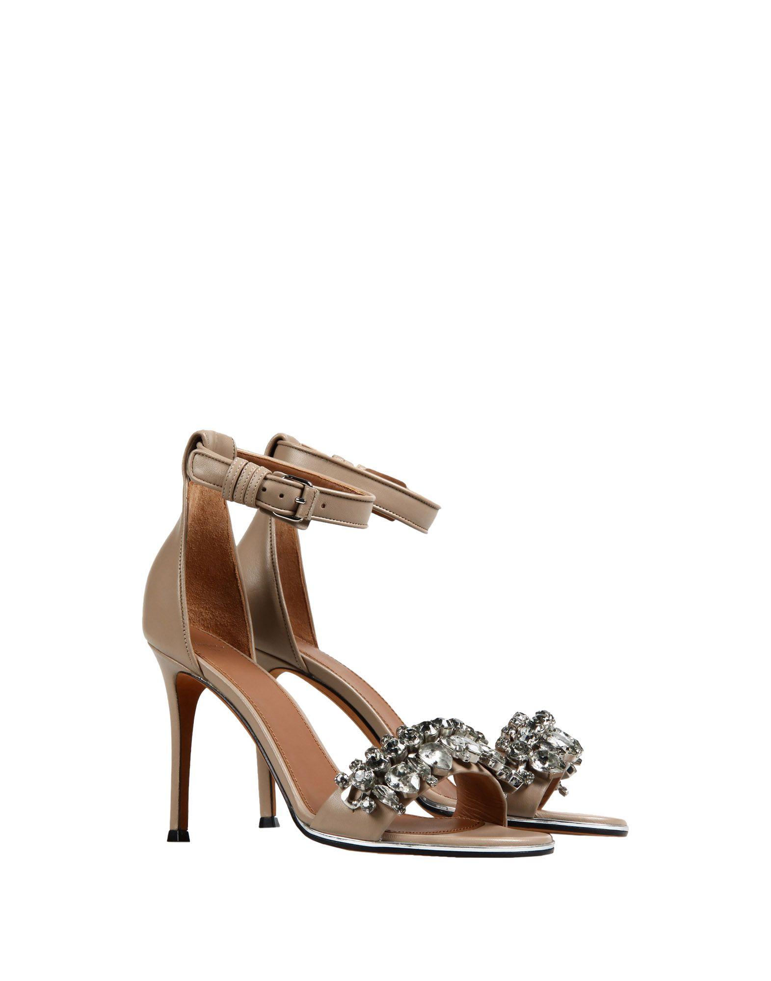 Givenchy Sandalen Damen Schuhe  11019597KMGünstige gut aussehende Schuhe Damen abb36e