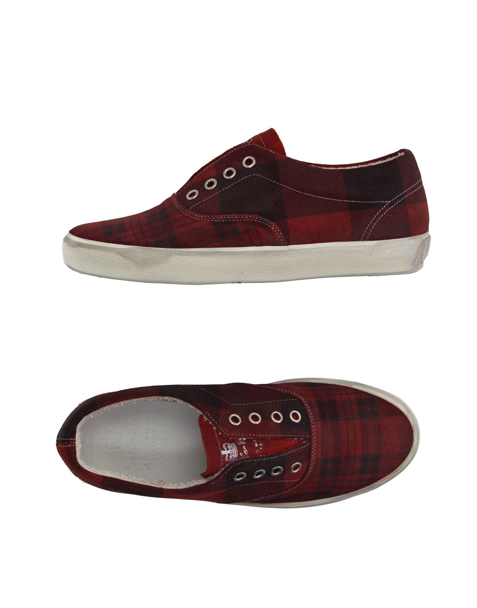 Gut um Crown billige Schuhe zu tragenLeather Crown um Sneakers Damen  11019729JI 799ddb