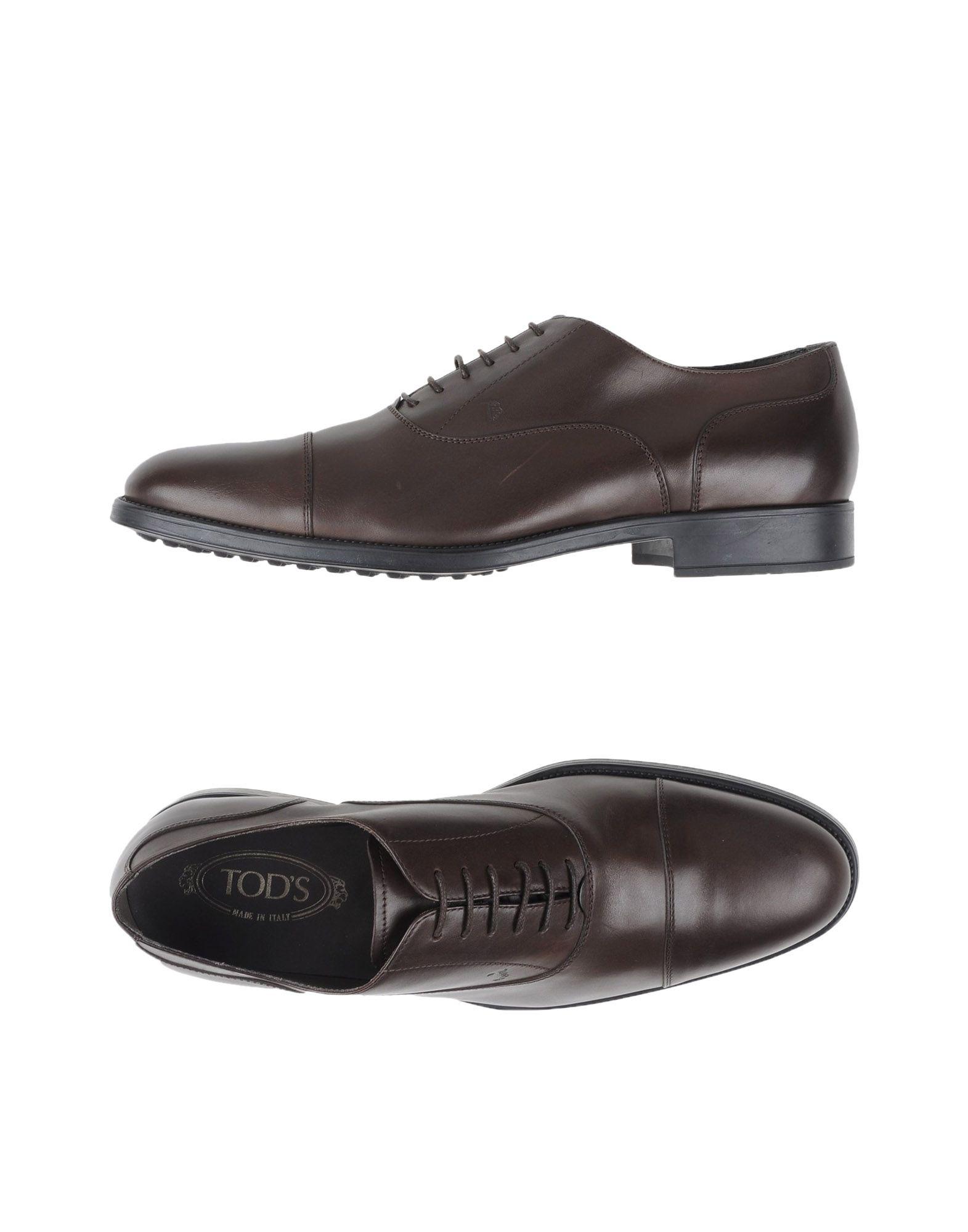 Tod's Schnürschuhe Gute Herren  11020247QR Gute Schnürschuhe Qualität beliebte Schuhe 34ed55