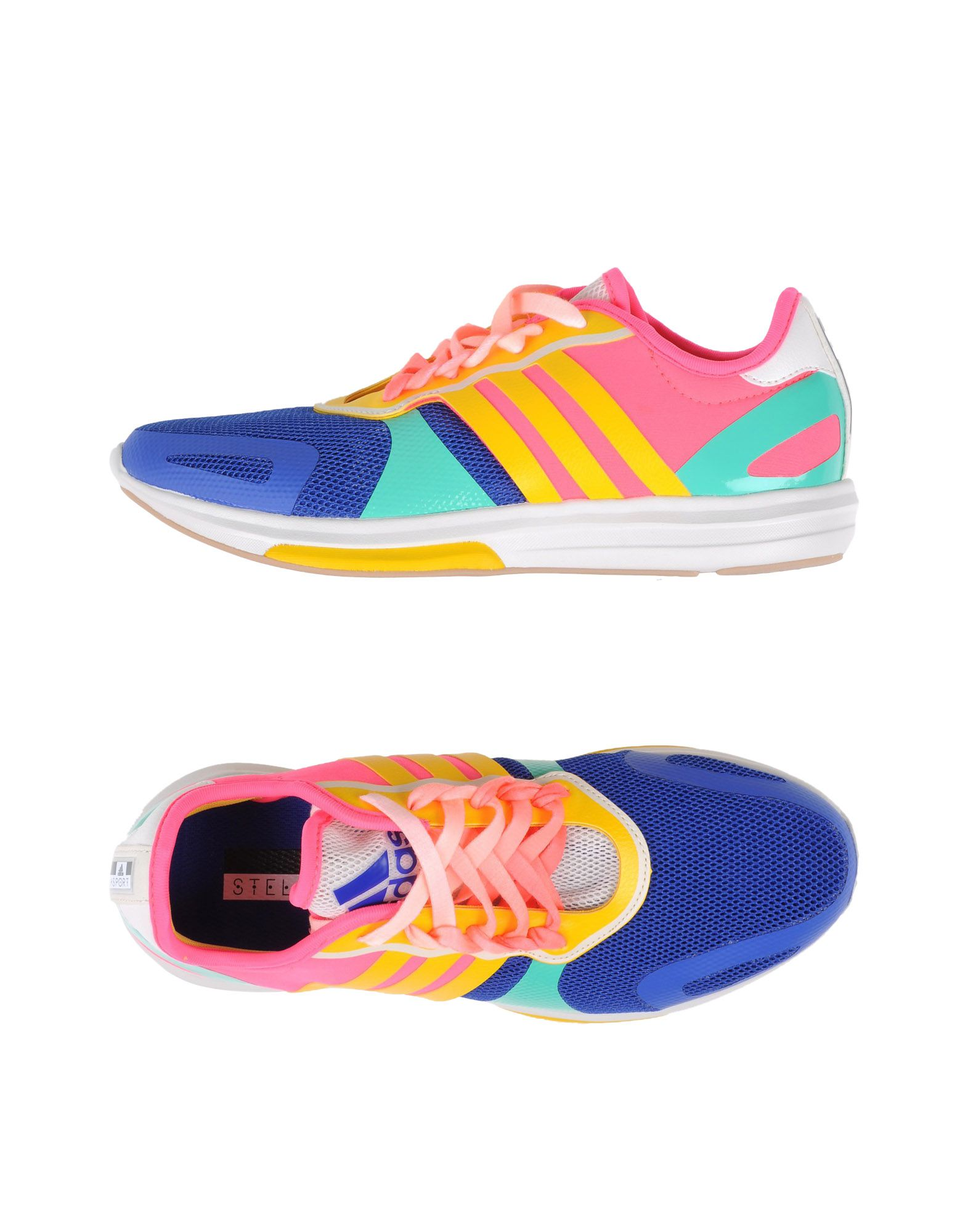 YVORI RUNNER - FOOTWEAR - Low-tops & sneakers adidas by Stella McCartney Free Shipping Excellent Shop For Cheap Price l7OBvLqX