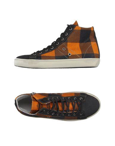 Recortes de precios estacionales, beneficios beneficios beneficios de descuento Zapatillas Leather Crown Hombre - Zapatillas Leather Crown Gris 896257