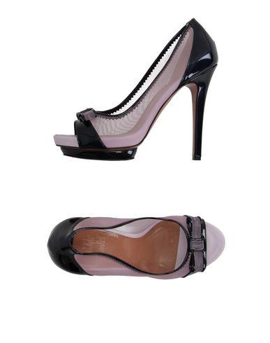 Descuento de la marca Zapato De Salón Salones Rodolphe Mudier Mujer - Salones Salón Rodolphe Mudier - 11020890CI Negro 12fe5b