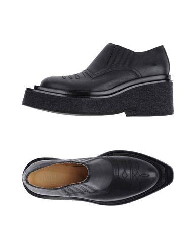 Los últimos hombres zapatos de descuento para hombres últimos y mujeres Mocasín Mm6 Maison Margiela Mujer - Mocasines Mm6 Maison Margiela - 11021429KE Negro b55e09