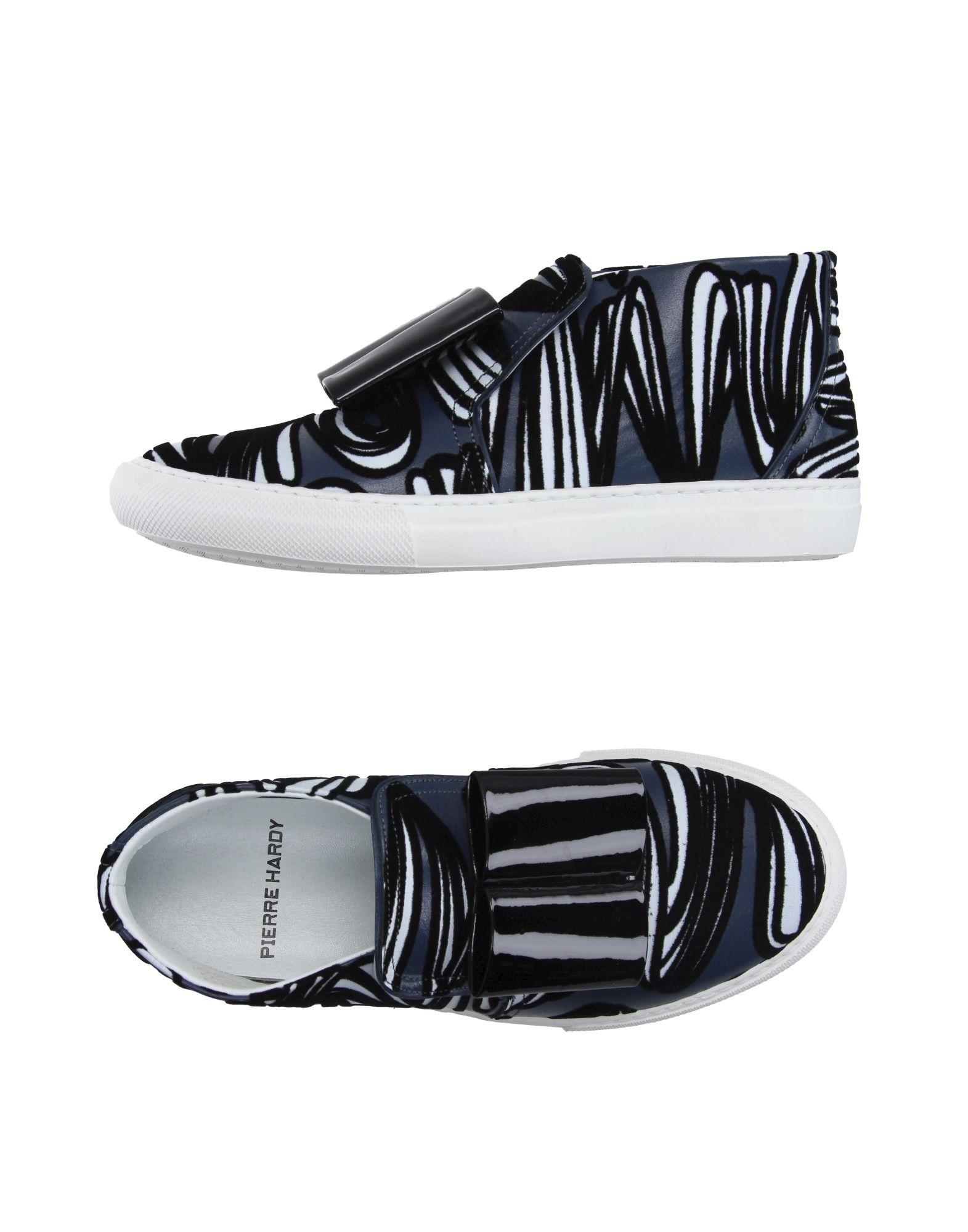 Rabatt Schuhe Pierre Hardy Sneakers Damen  11021707CV