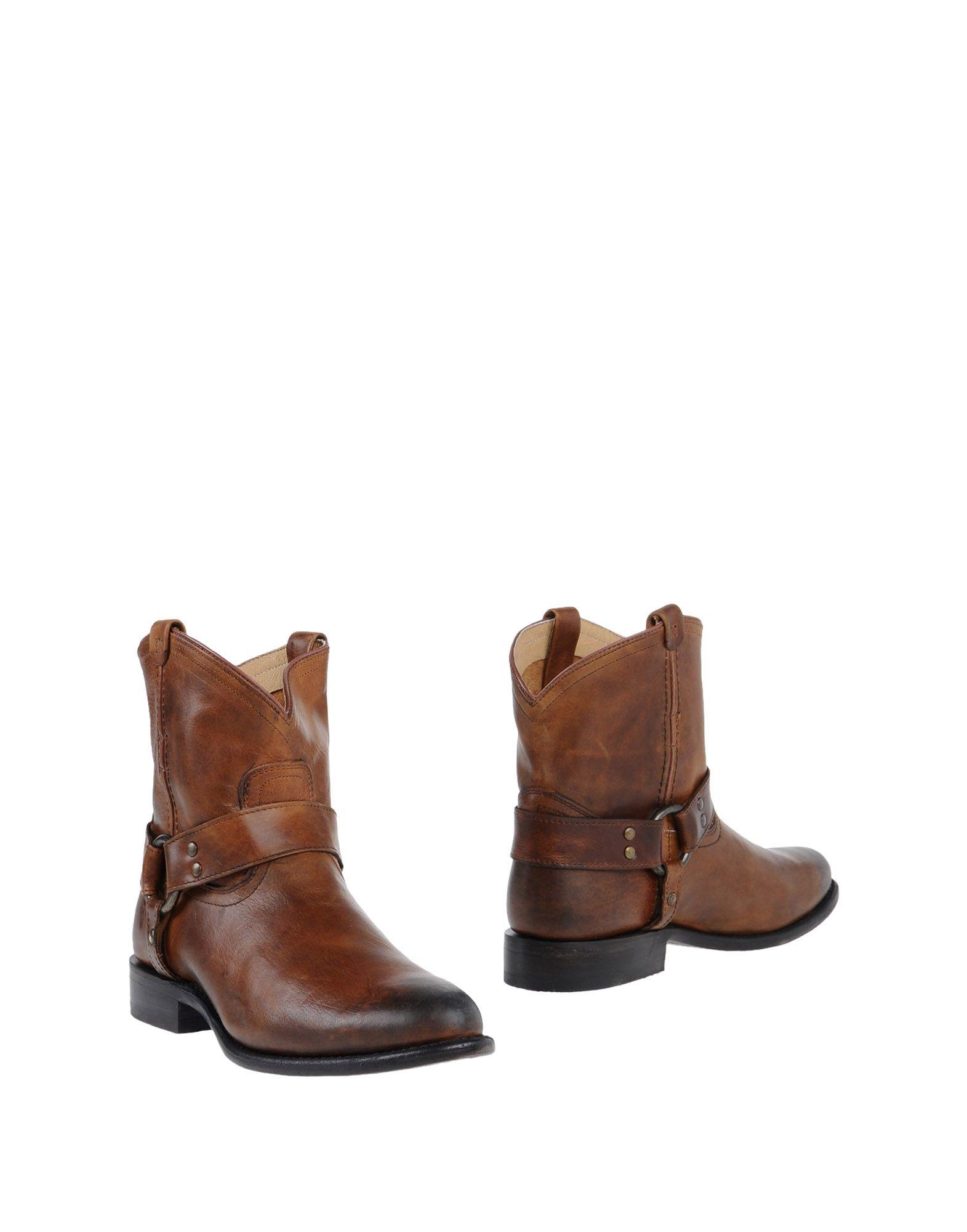 Haltbare Mode billige Schuhe Frye Stiefelette Damen  11021857UF Heiße Schuhe