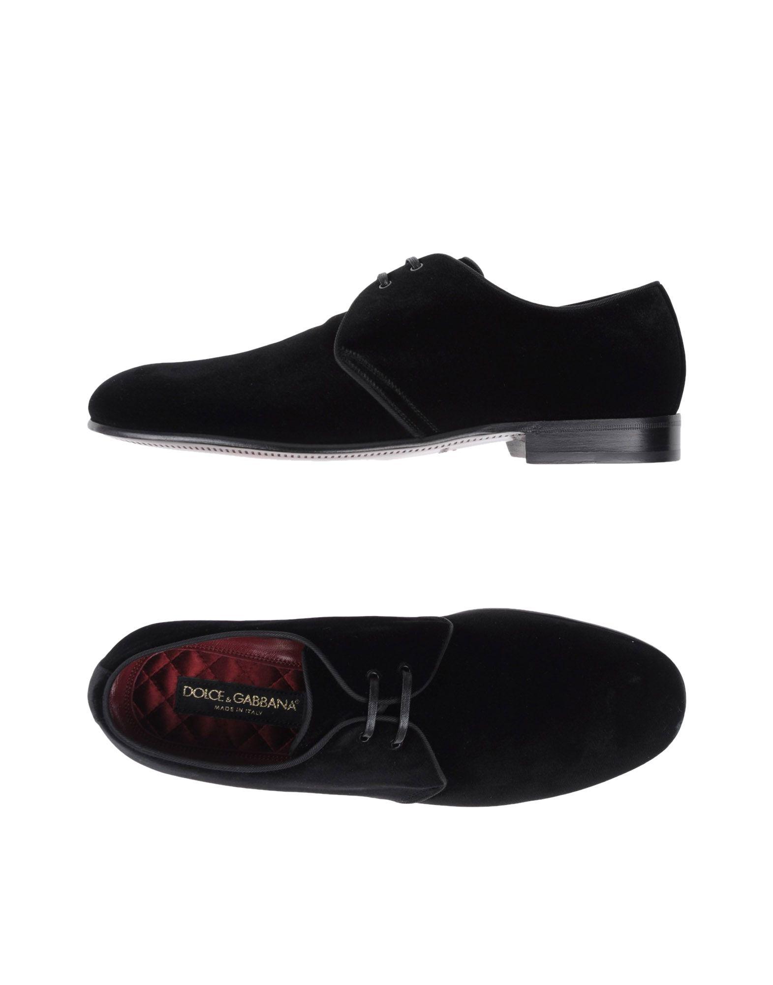 Dolce & Gabbana Schnürschuhe Herren  11021977BL Gute Qualität beliebte Schuhe