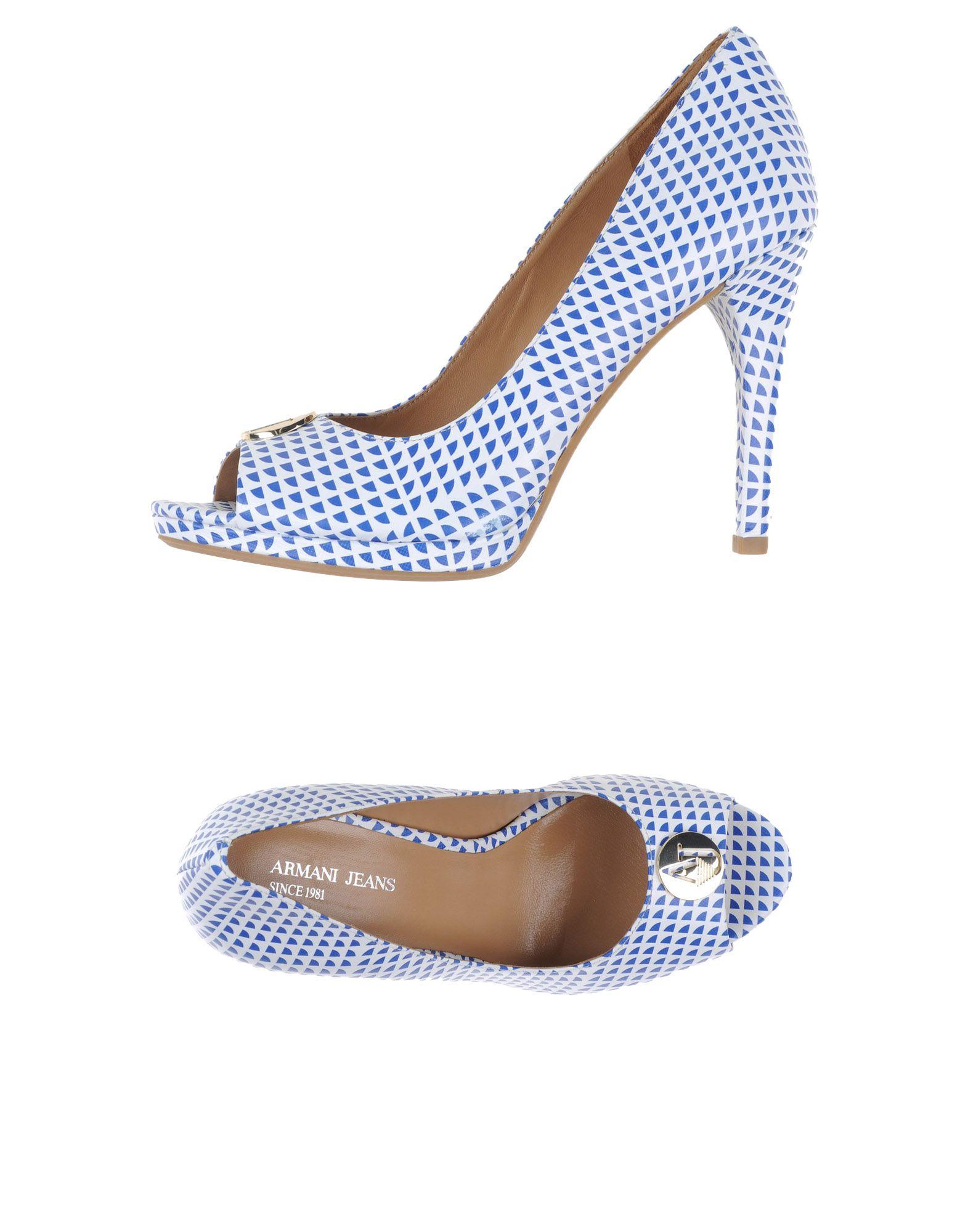 Stilvolle billige Schuhe Armani 11022148AF Jeans Pumps Damen  11022148AF Armani 37e3e8