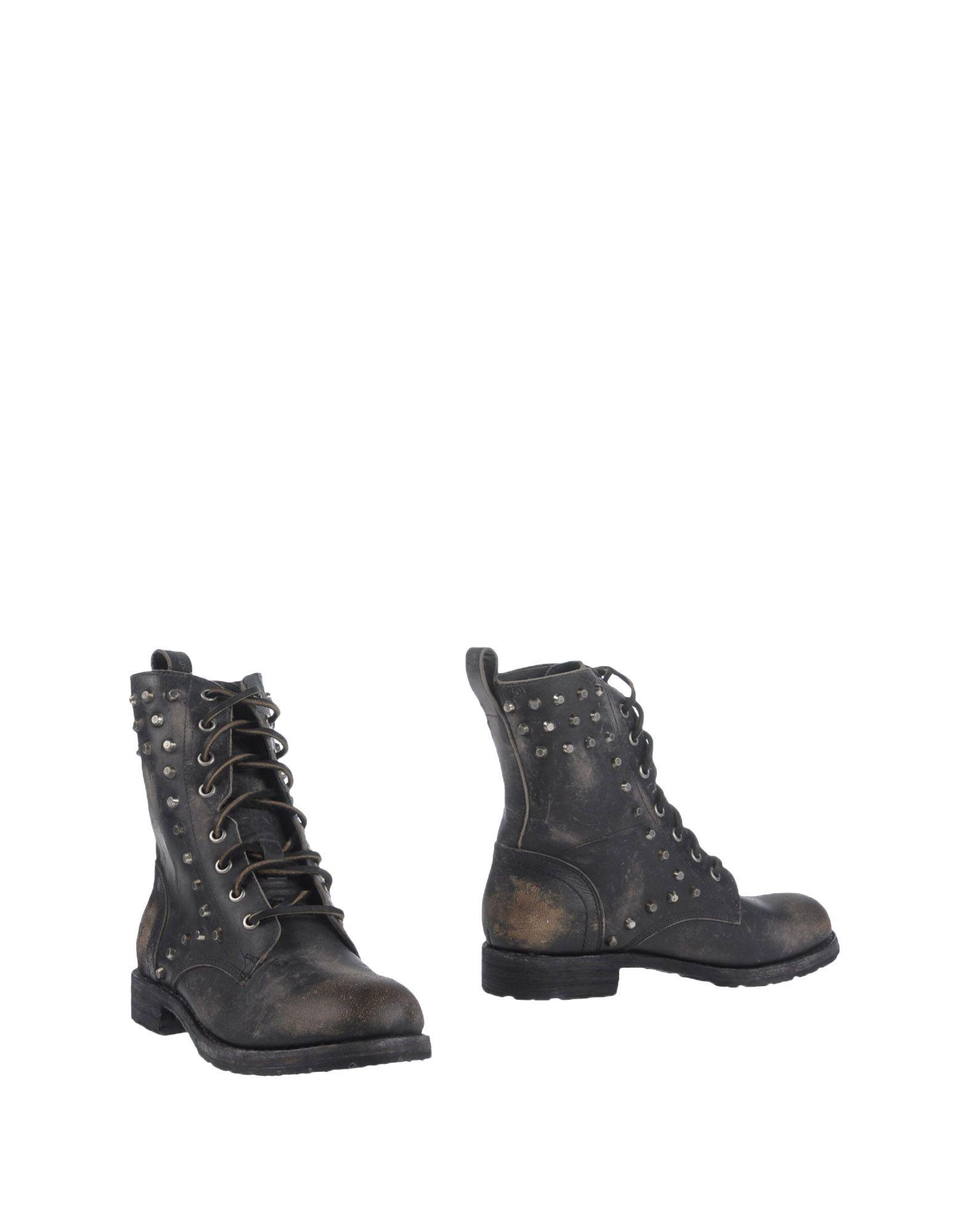 Rabatt Schuhe Frye Stiefelette Damen  11022307ST