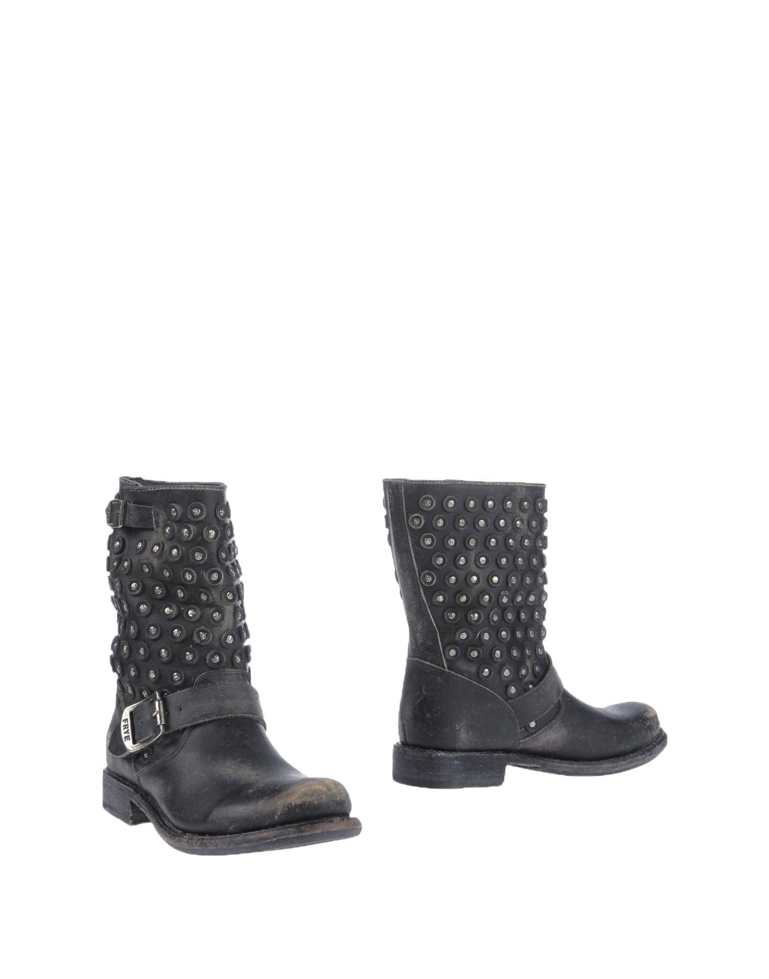 Rabatt Schuhe Frye Stiefelette Damen  11022318DN