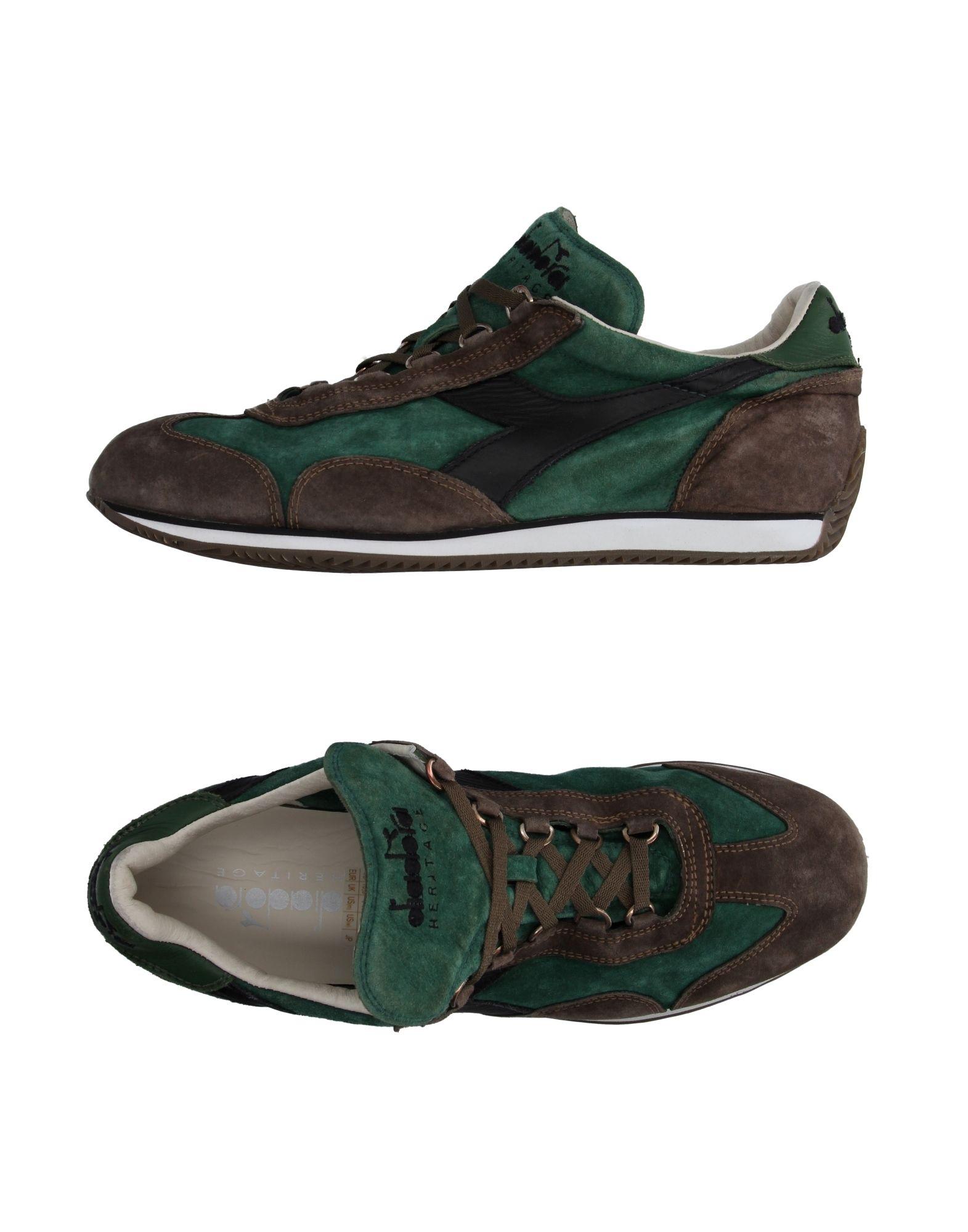 Rabatt Heritage echte Schuhe Diadora Heritage Rabatt Sneakers Herren  11022980TP aadf4d