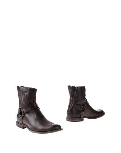 Zapatos cómodos Frye y versátiles Botín Frye Hombre - Botines Frye cómodos - 11023471OR Cacao c6fcbc