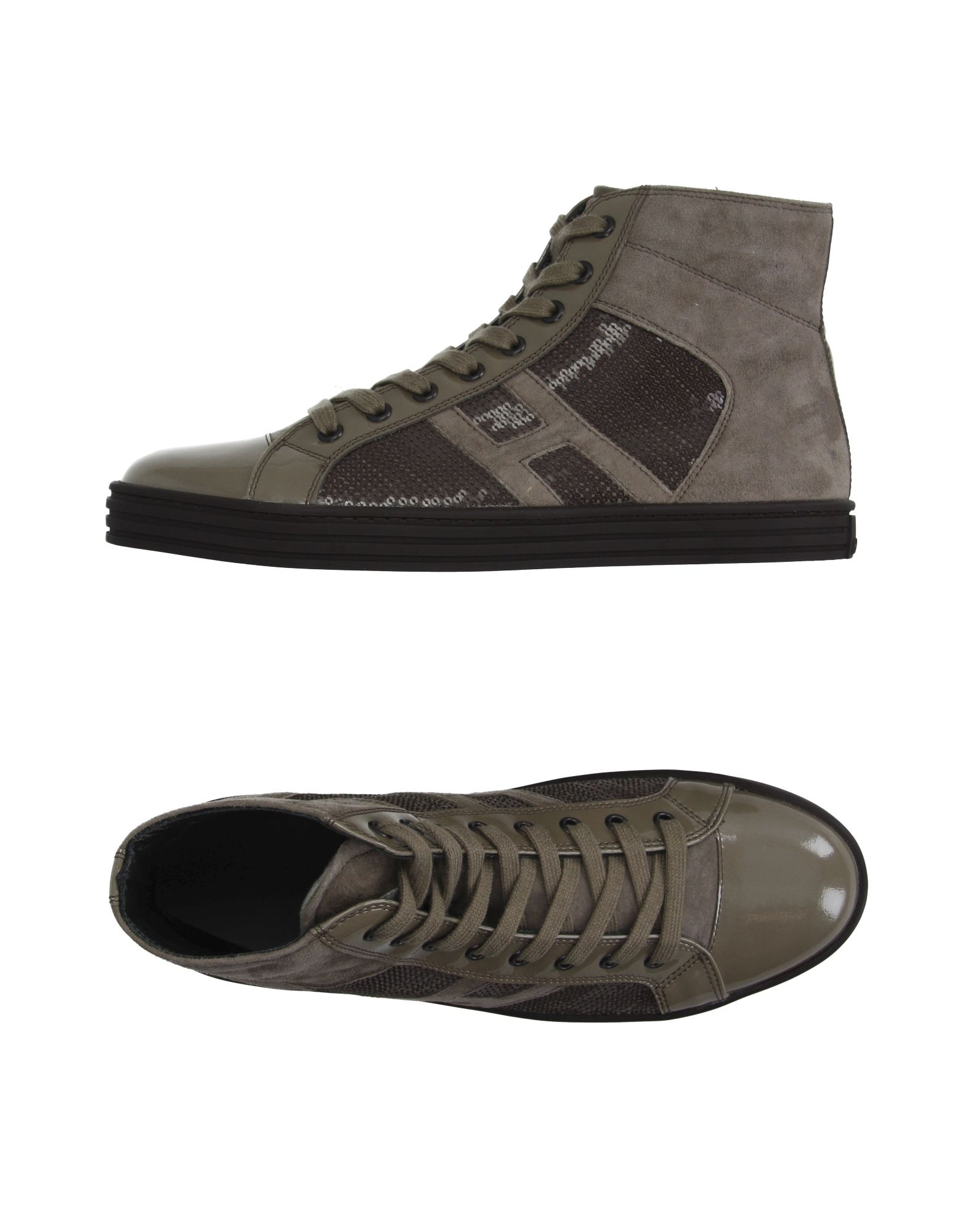 Stilvolle Sneakers billige Schuhe Hogan Rebel Sneakers Stilvolle Damen  11023832JT e91e52