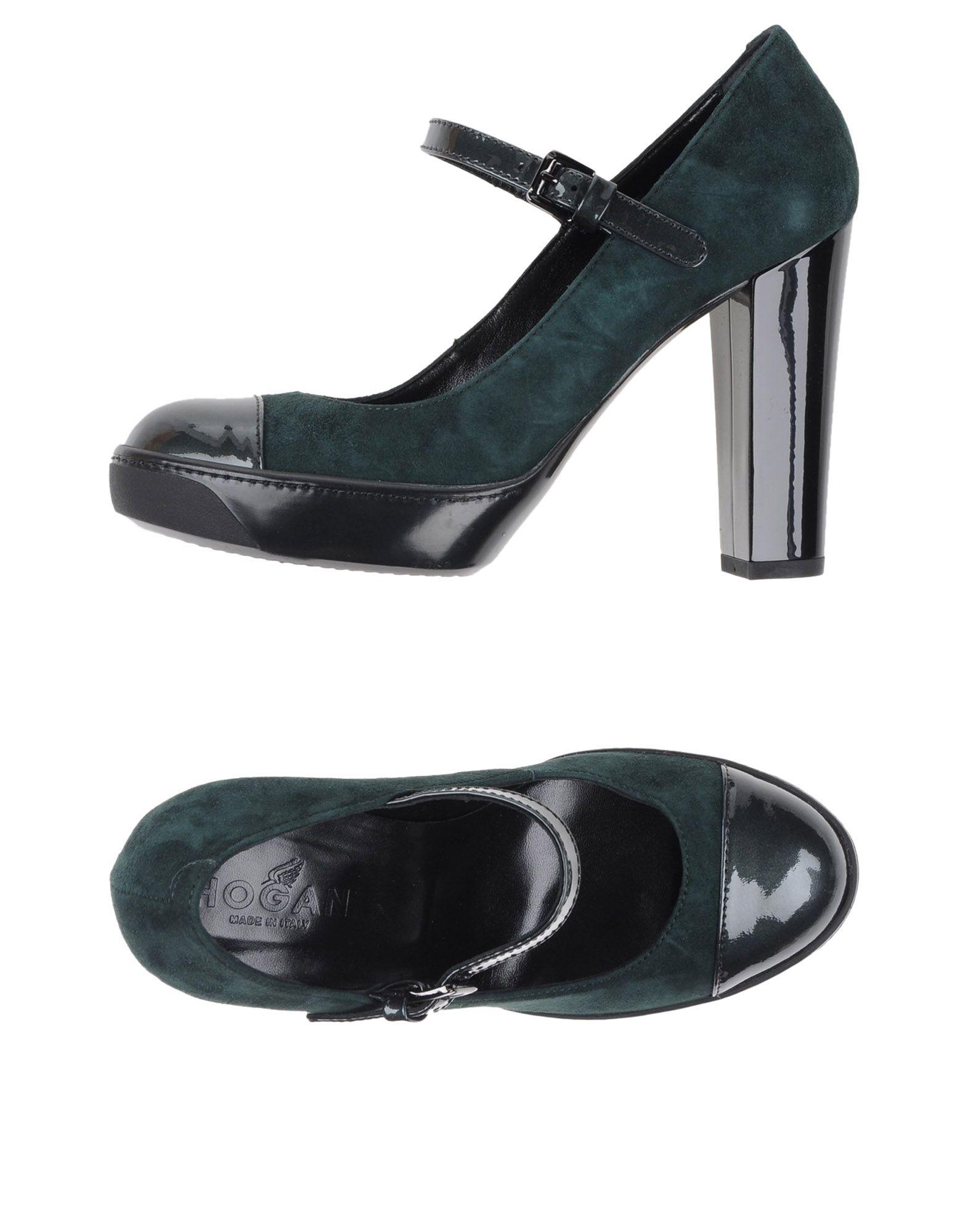 Stilvolle billige Schuhe Hogan Pumps Damen  11023946XQ